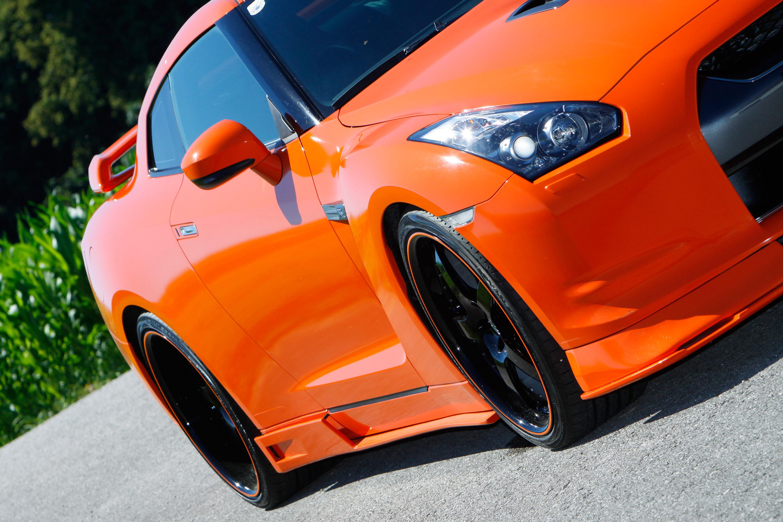 Konigseder makes Nissan GTR R35 stunningly beautiful