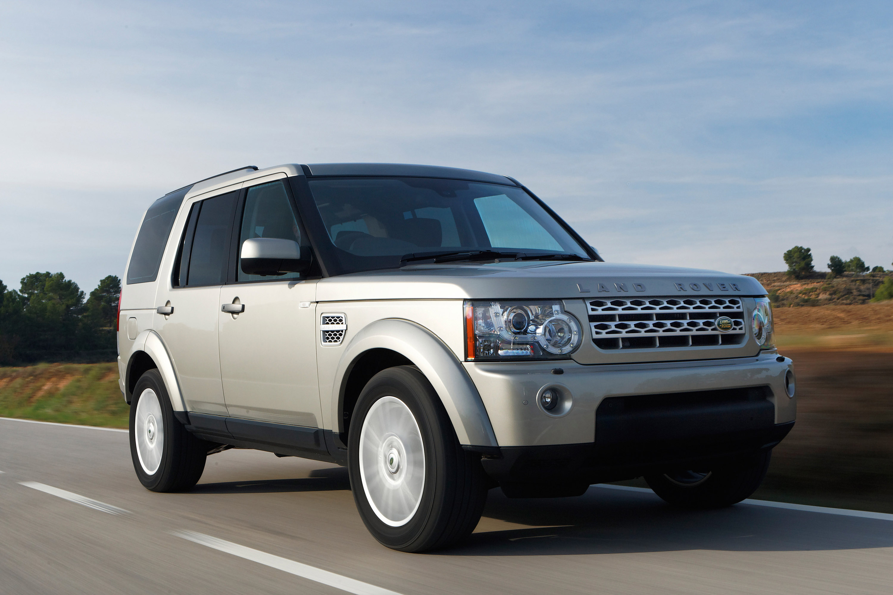 2010 Land Rover Discovery Picture 28408