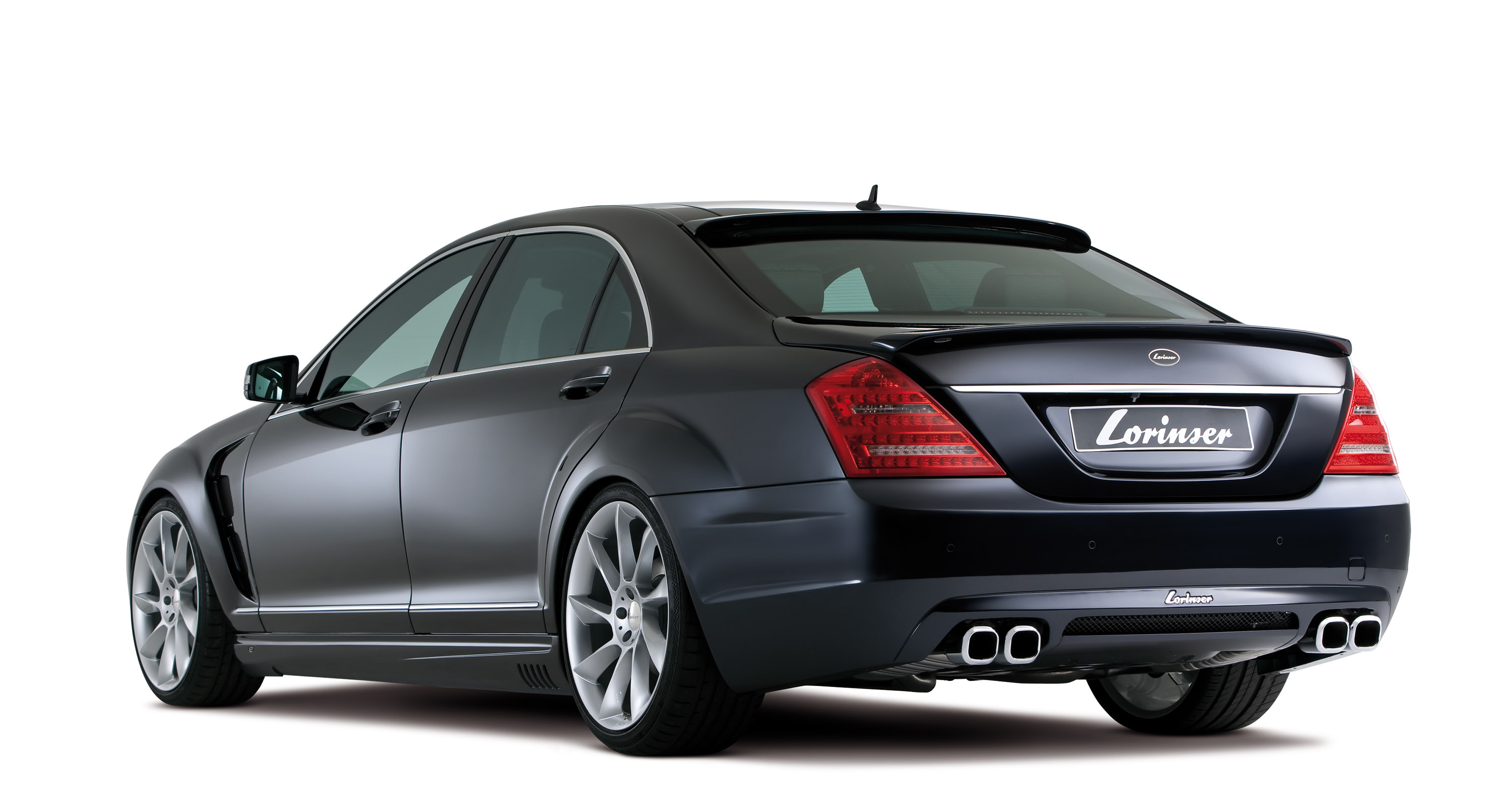 Lorinser releases fresh program for the facelifted 2010 s for Mercedes benz s class amg 2010