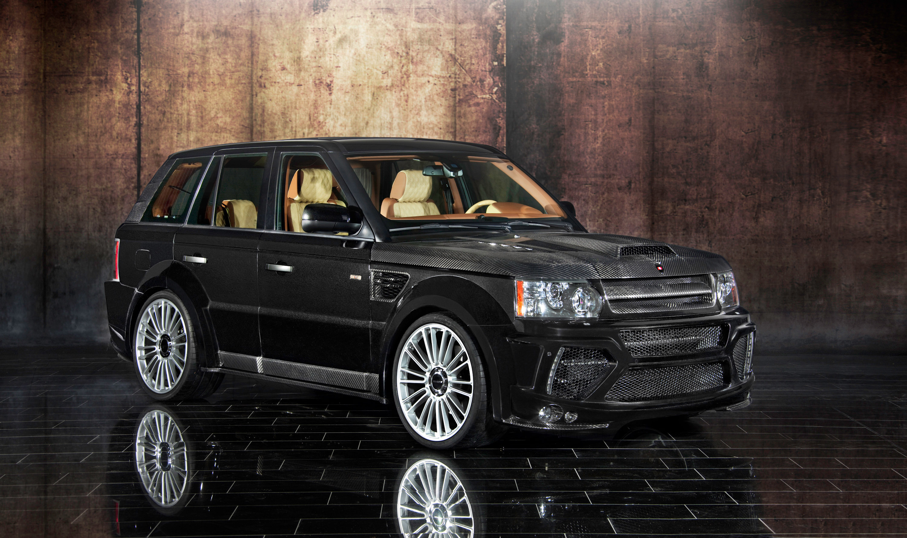 Mansory Range Rover Sport: Range Rover Sport By Mansory