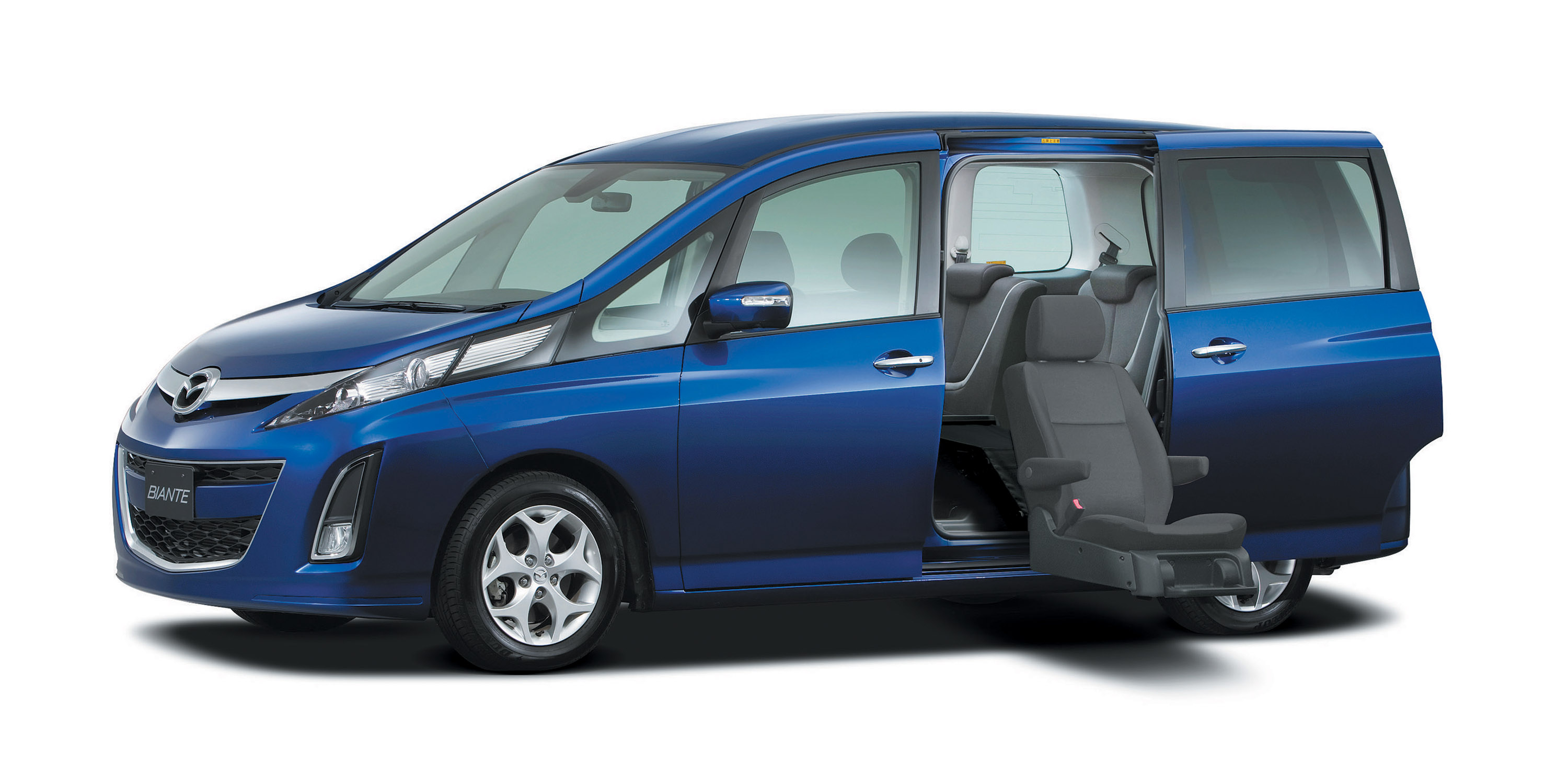 Mazda Biante I-Stop SMART EDITION II And NAVI Special