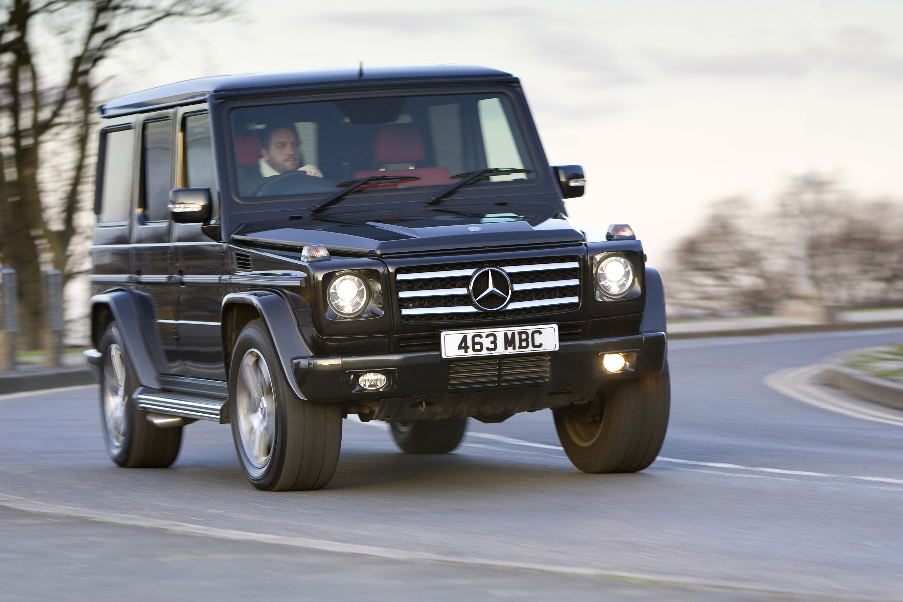 Mercedes benz g class is back on the track for Mercedes benz g class 2010 price