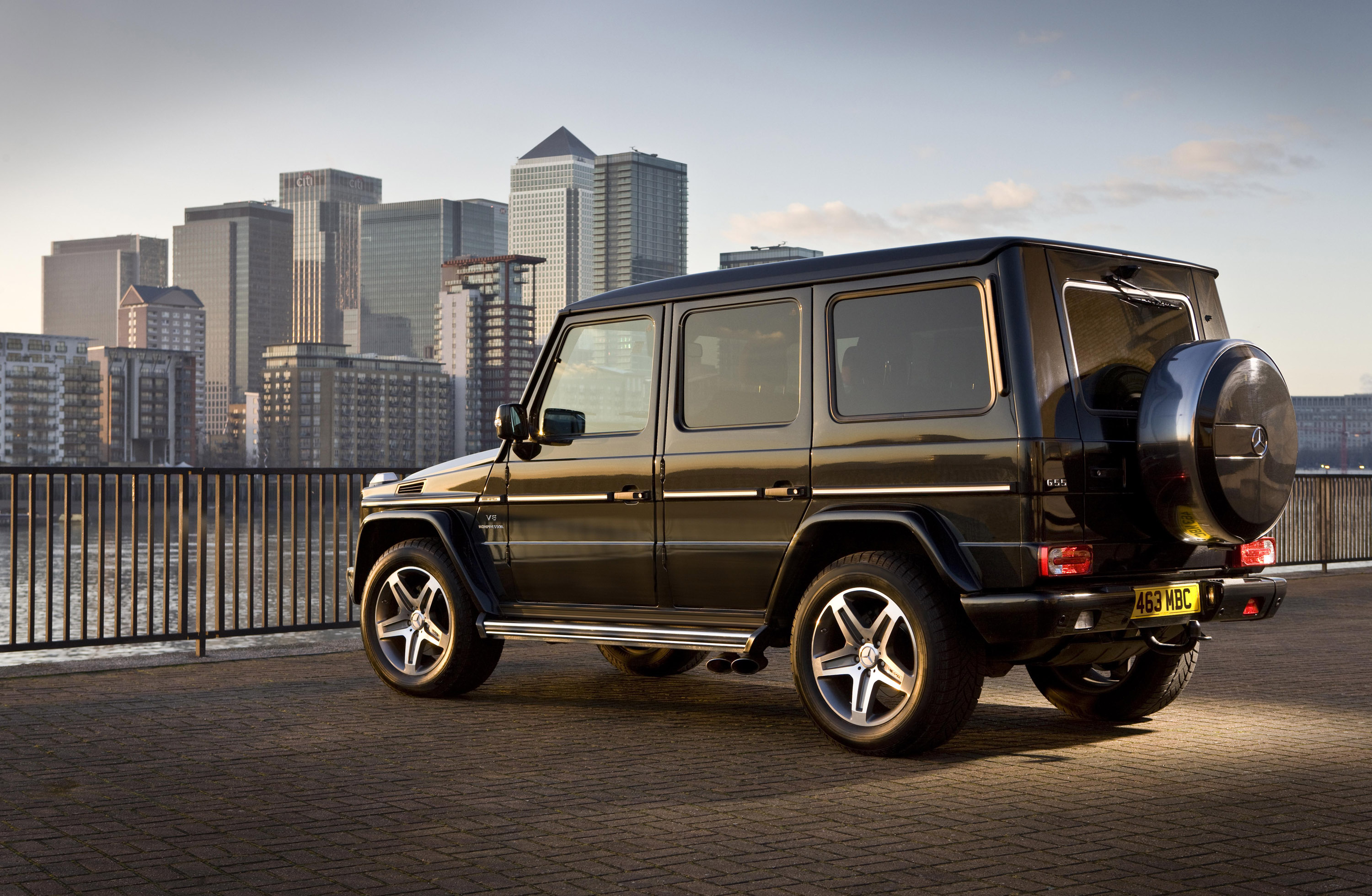2010 Mercedes Benz G Class Picture 52955