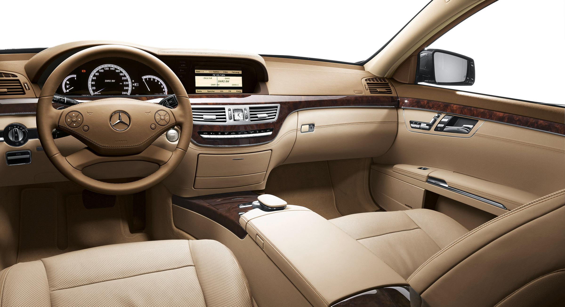 2010 Mercedes Benz S350 Bluetec The Most Efficient And
