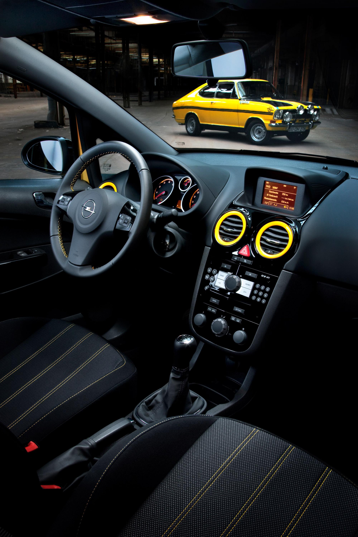 2010 opel corsa color race - Opel Corsa Color Edition