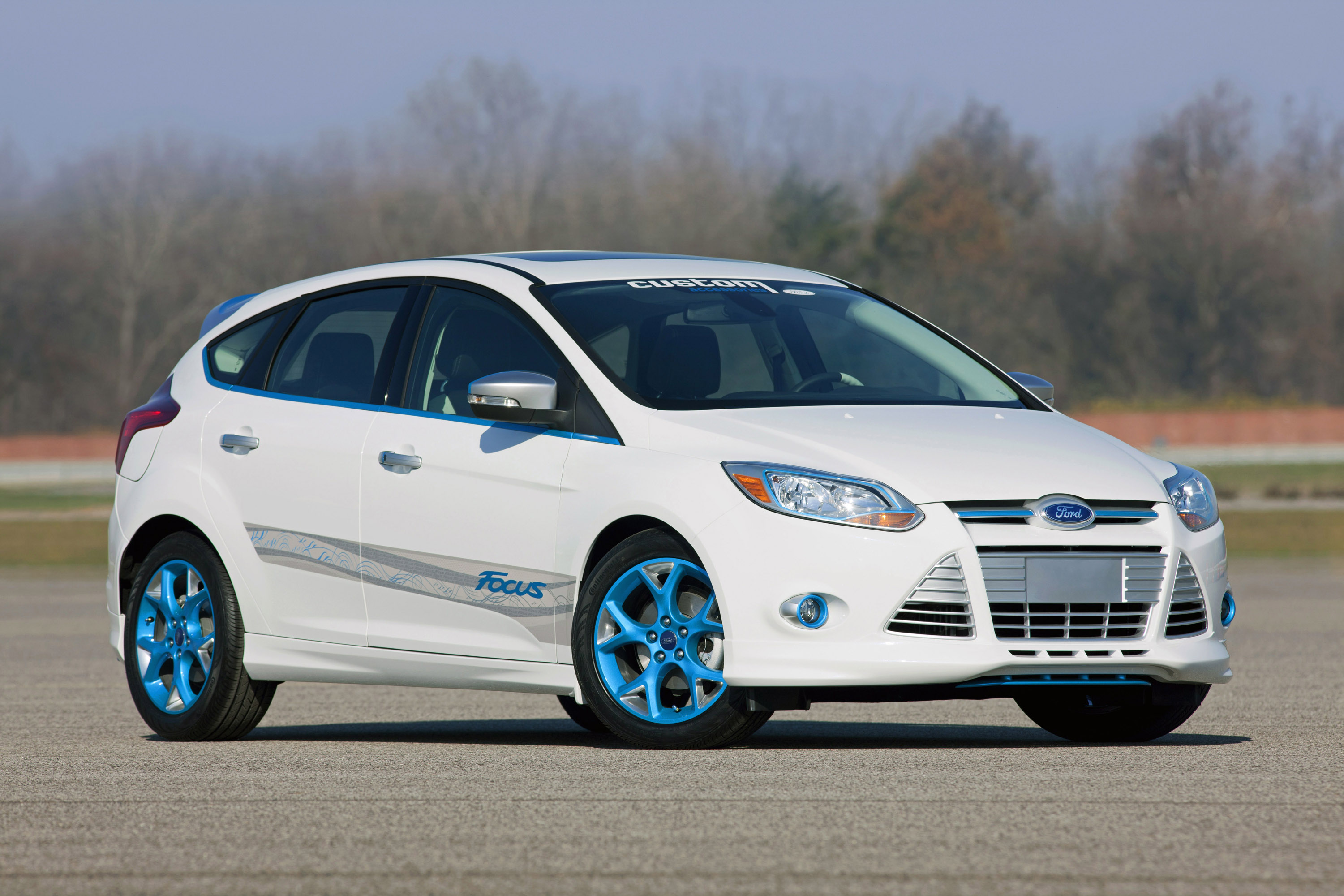 2012 Ford Focus Special Editions