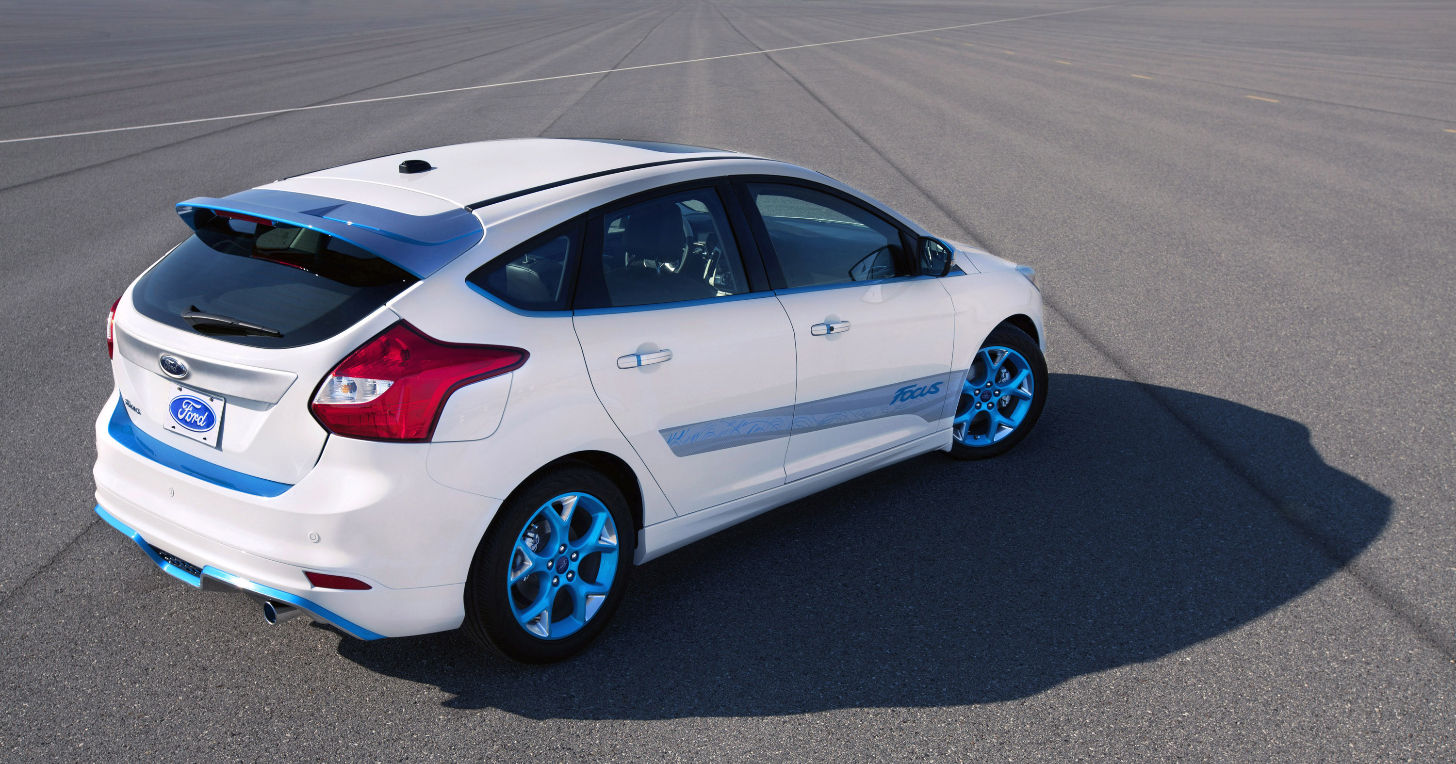 2012 Ford Focus Special Editions Personalization