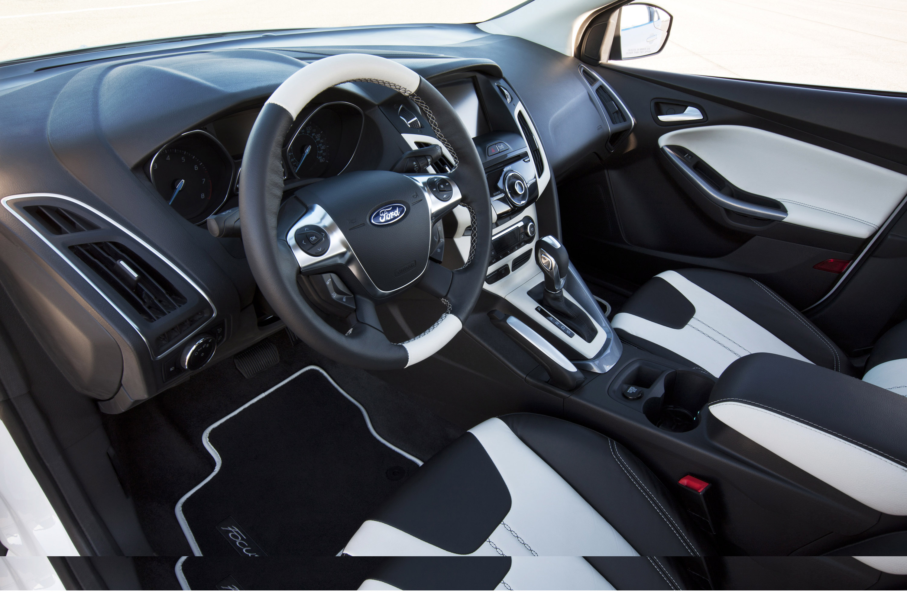 2012 Ford Focus Special Editions Personalization Fswerks