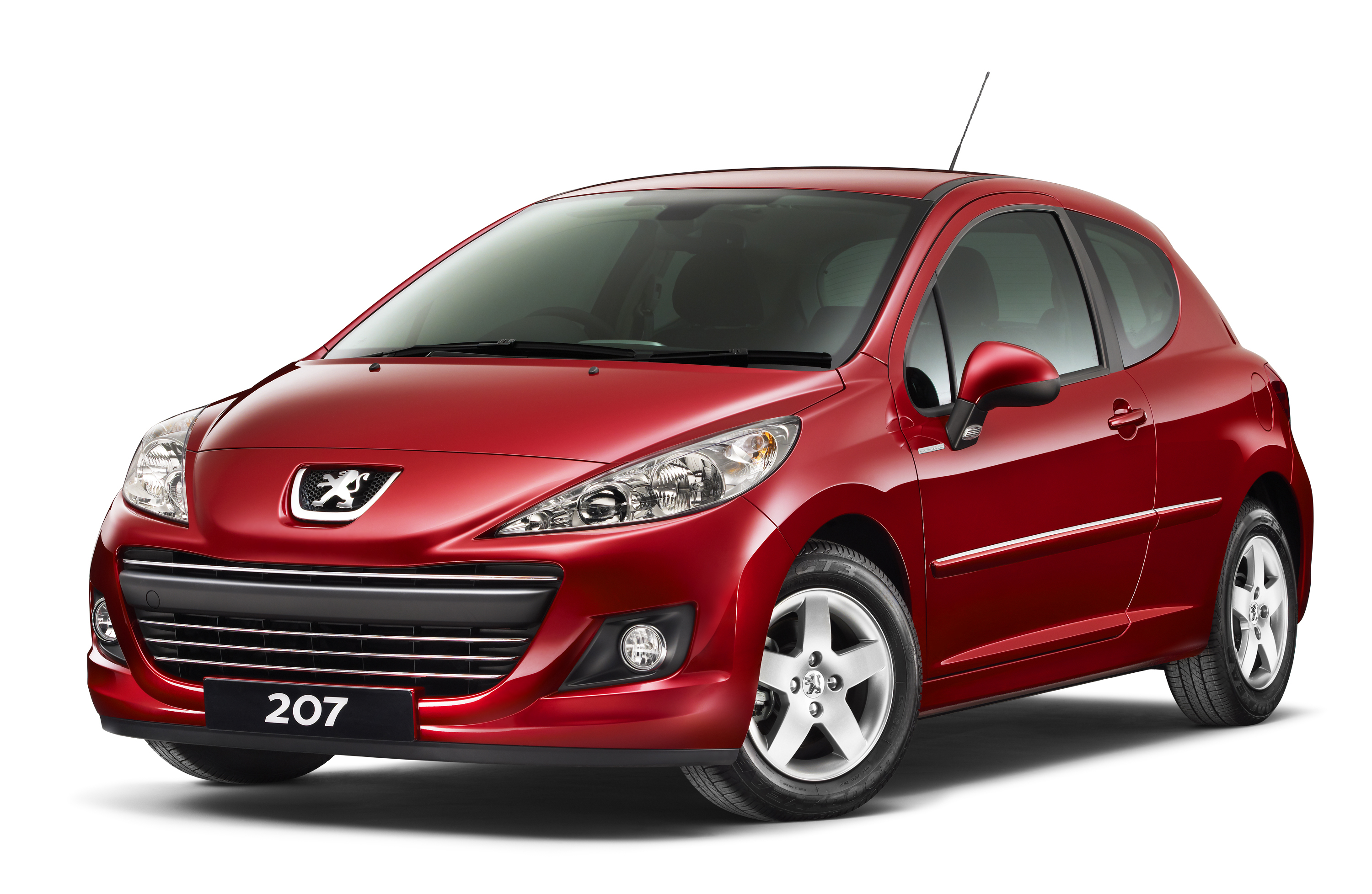 2010 peugeot 207 millesim will be available in june. Black Bedroom Furniture Sets. Home Design Ideas