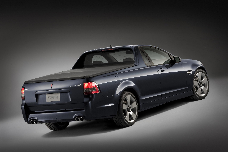 Pontiac G8 St At A Glance