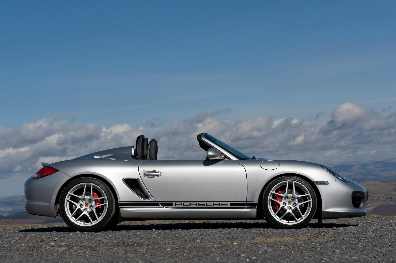 2010 Porsche Boxster Spyder Will Hit Los Angeles Motor Show