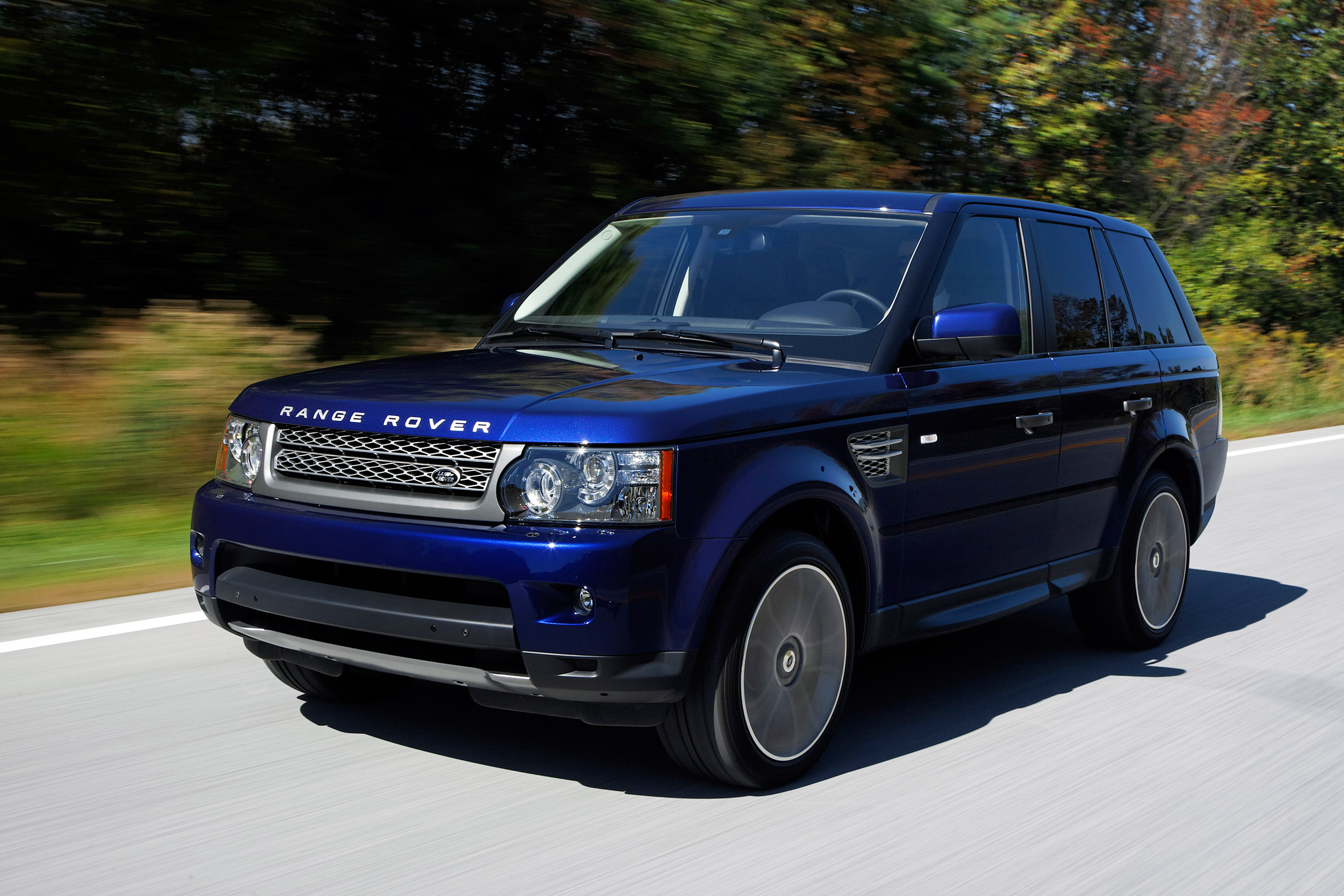 2010 Range Rover Sport Autobiography Limited Edition