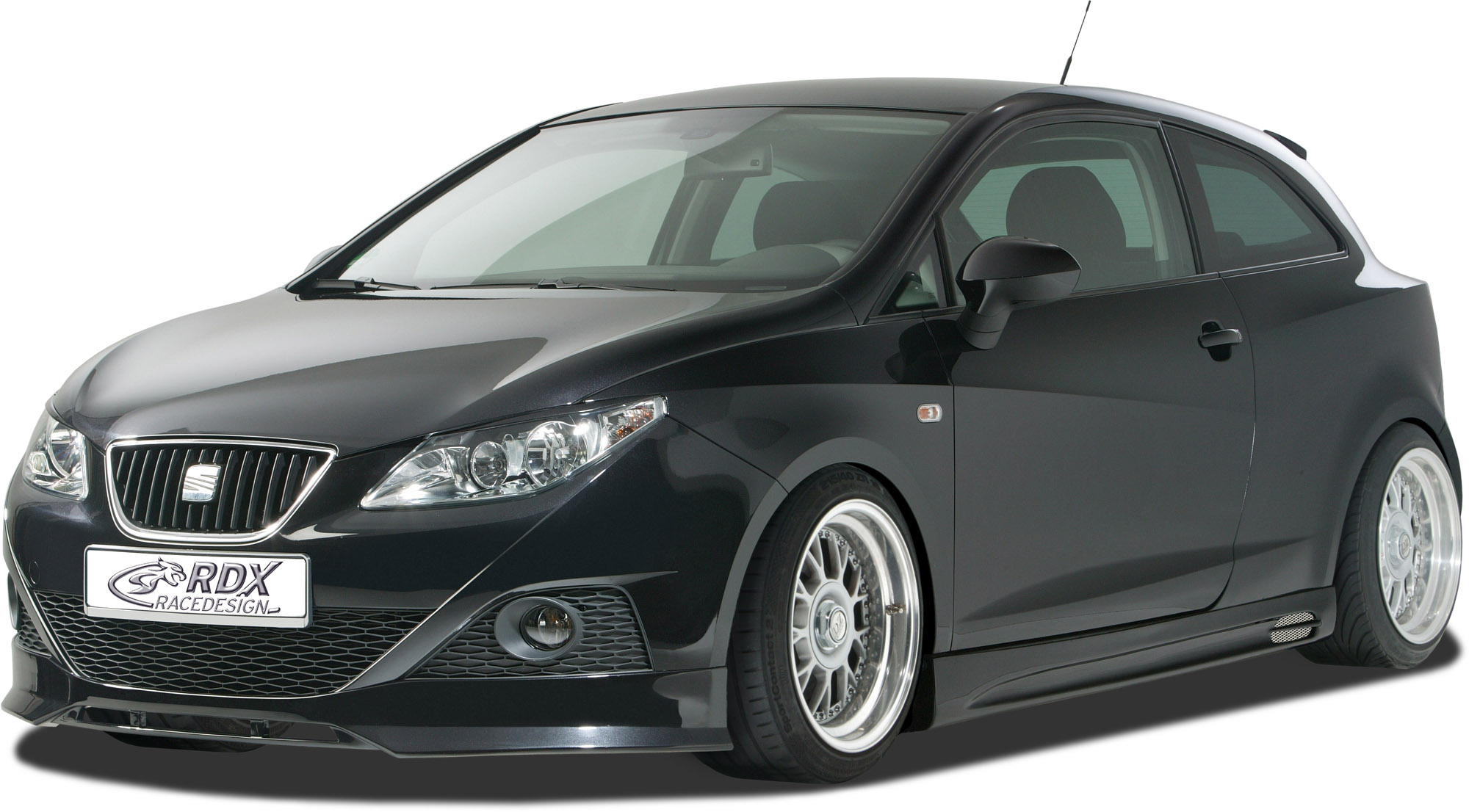 rdx racedesign refined seat ibiza 6j and 6j sc. Black Bedroom Furniture Sets. Home Design Ideas