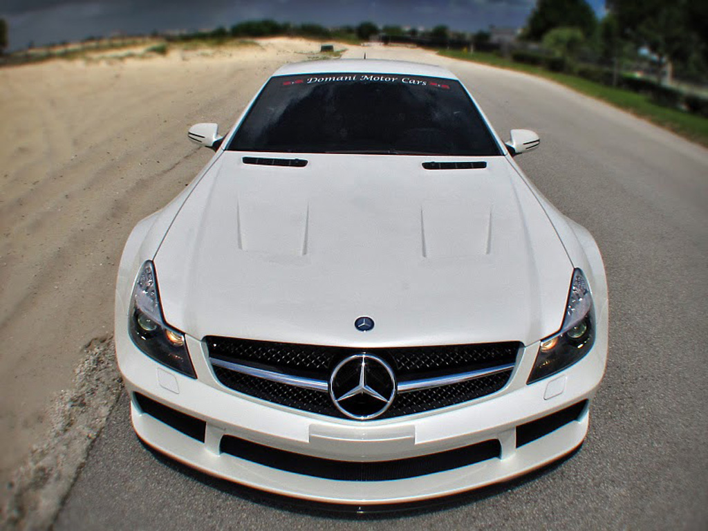 Mercedes Benz Sls Amg Review >> Renntech SL65 AMG Black Series has enough torque to stop the Earth