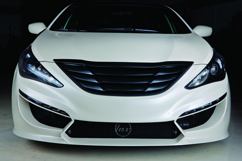 2010 Hyundai Sonata 2 0t Refined By Rides