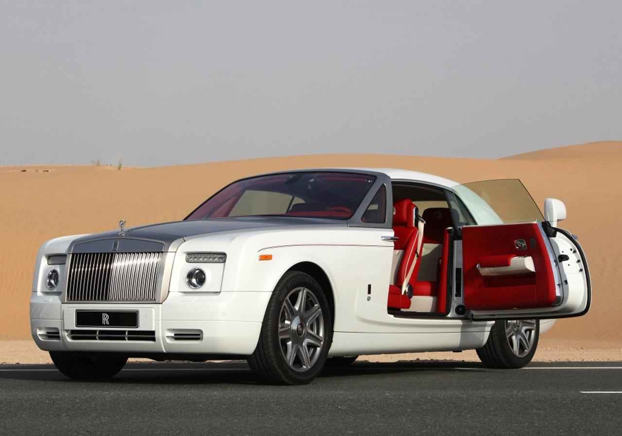 Rolls Royce Phantom Coupe Shaheen The Mighty Eagle