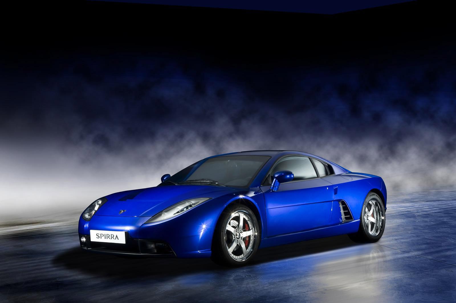 The Spirra Korean Super Sports Car