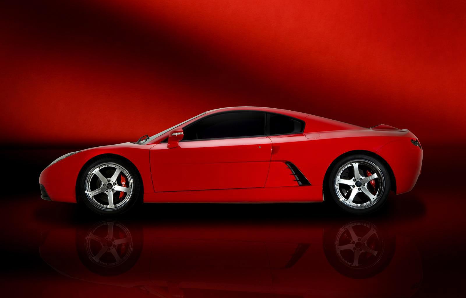 Korean Super Sports Car