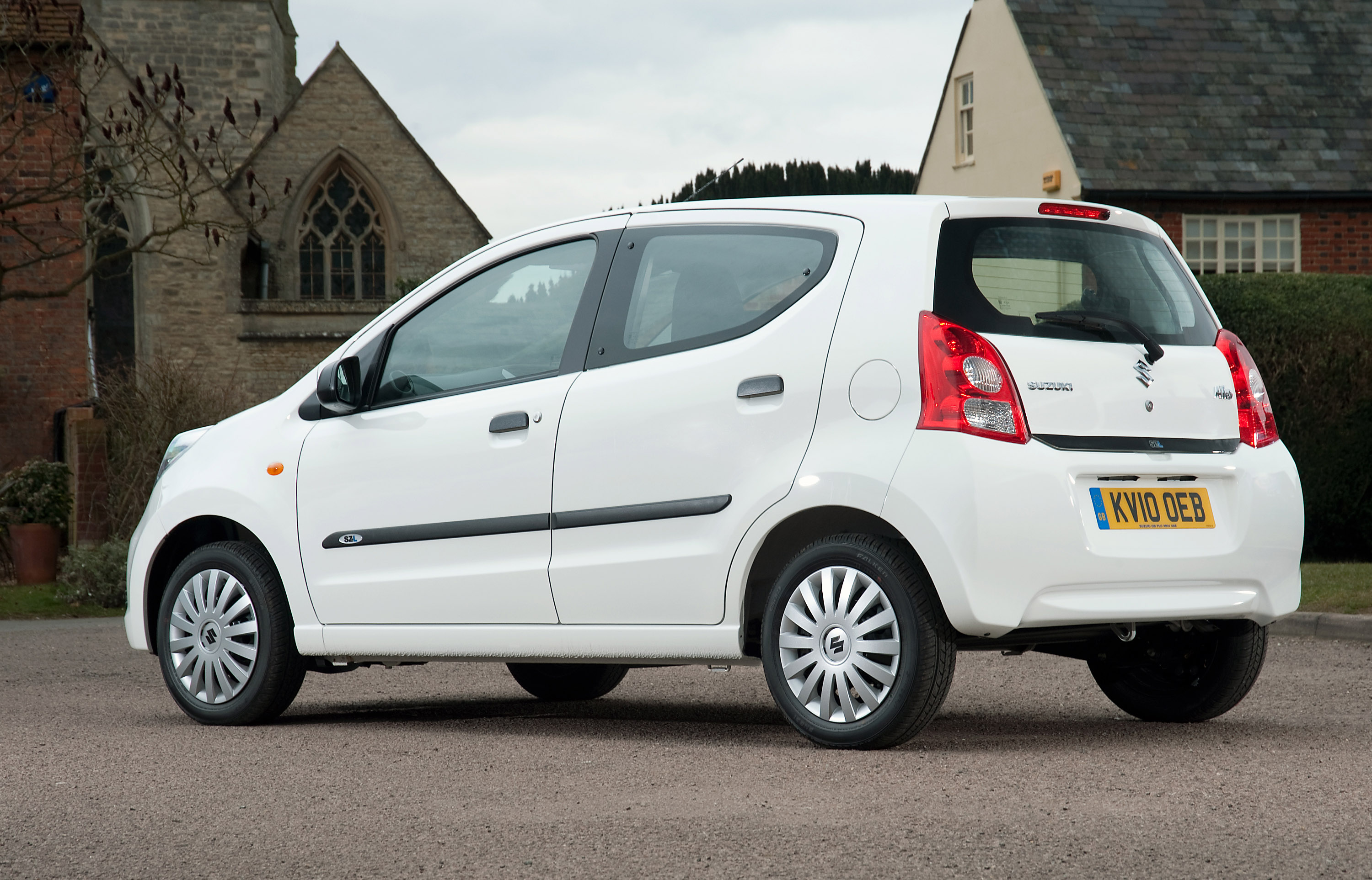 Suzuki Alto Sz L Limited In 500 Units