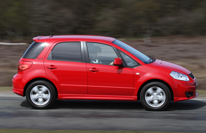 Suzuki Sx Hatchback Review