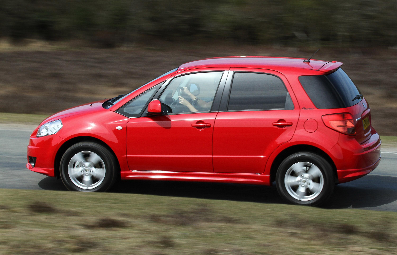 2010 Suzuki Sx4 Picture 37249