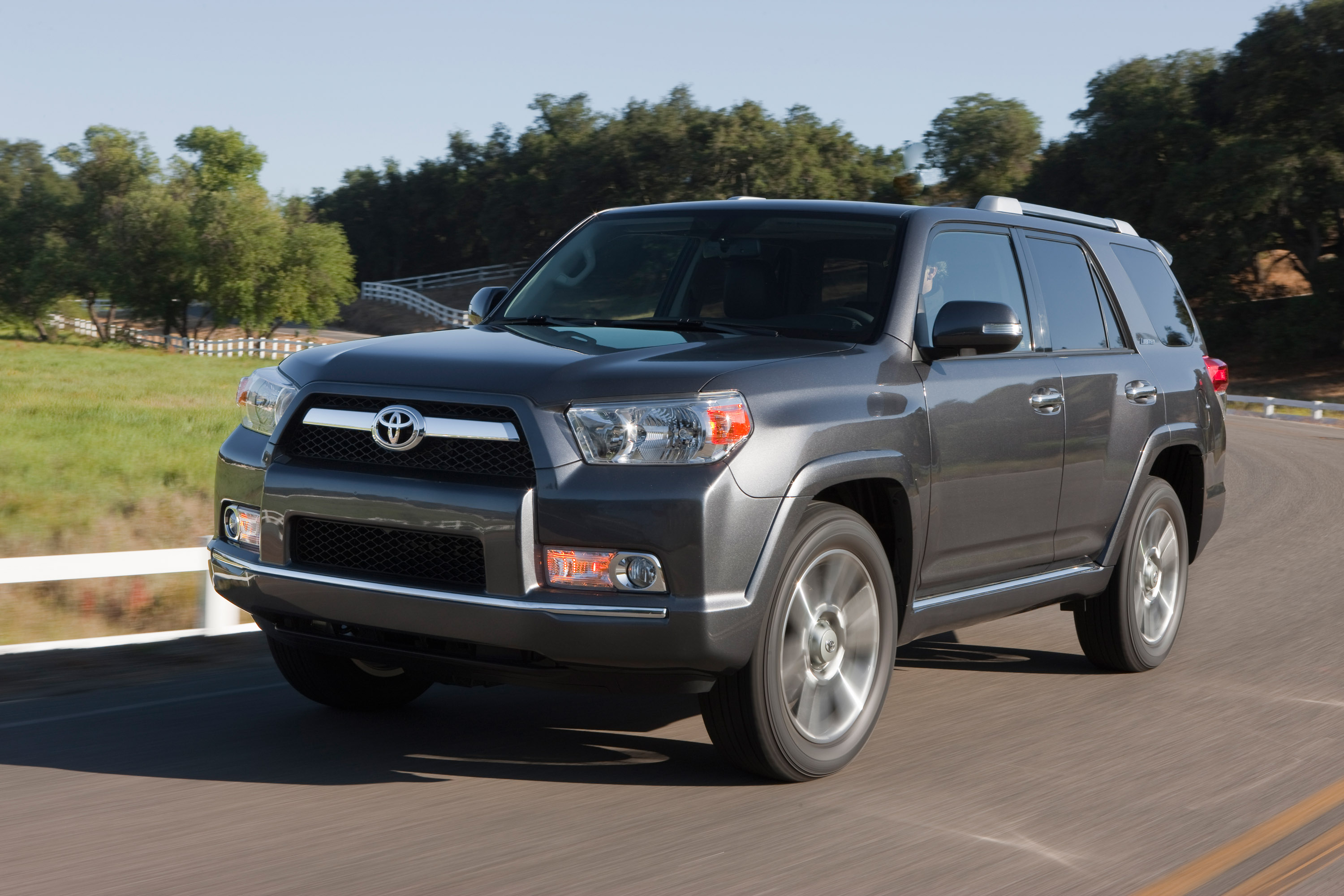 2010 Toyota 4runner Limited Picture 26583