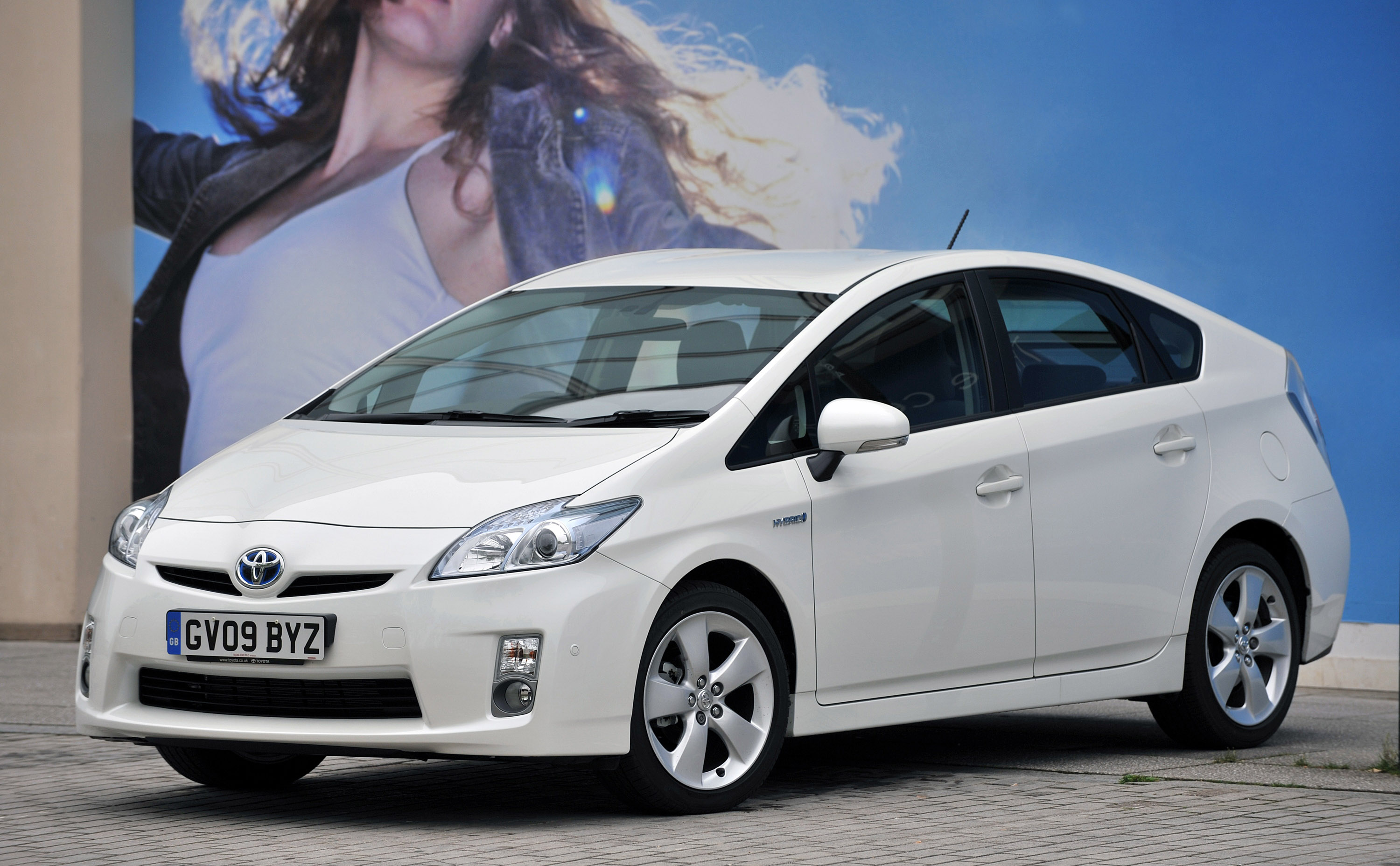 Toyota Prius Benefits From Safety Pack Option