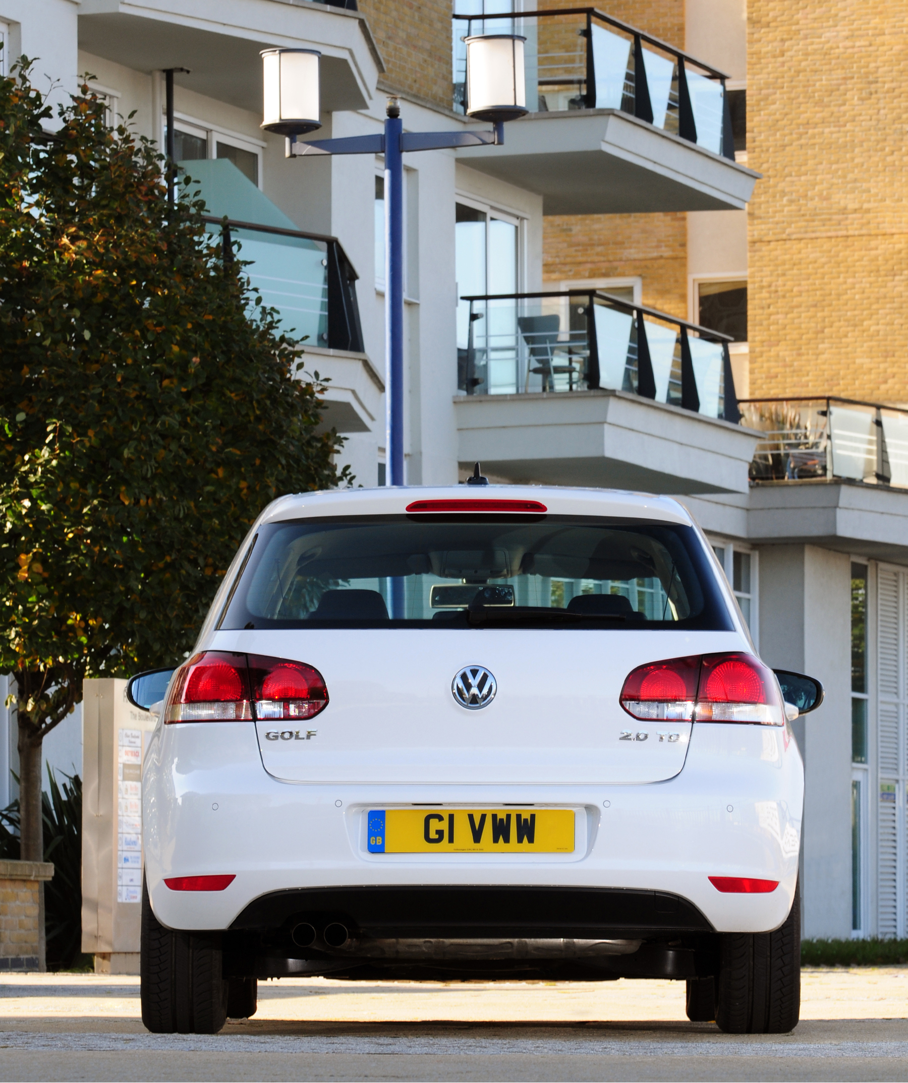Volkswagen Golf Match Tsi Bluemotion Technology: Volkswagen Golf VI Match Is Added To The Model Line-up