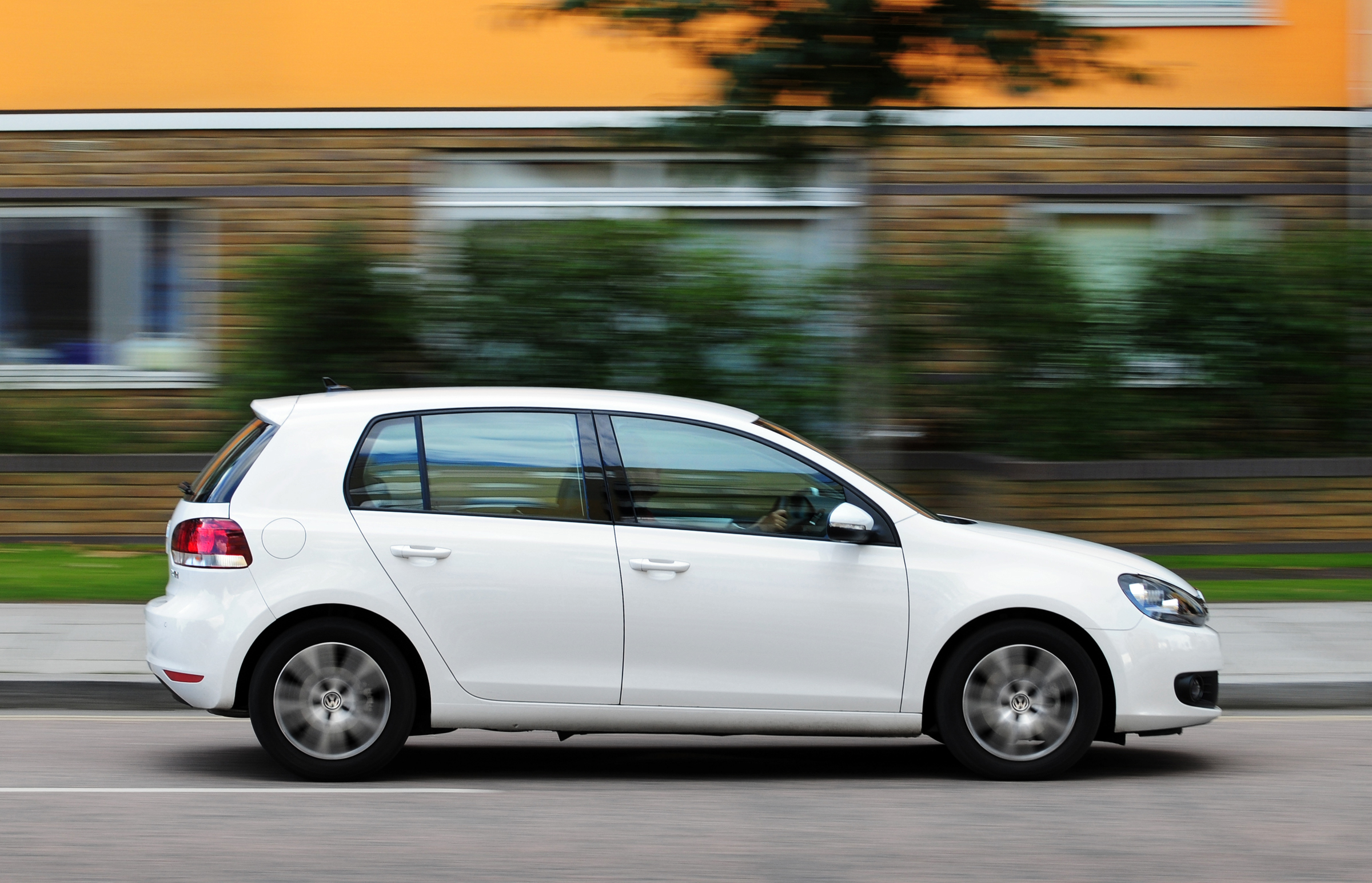 Volkswagen Golf VI Match is added to the model line-up