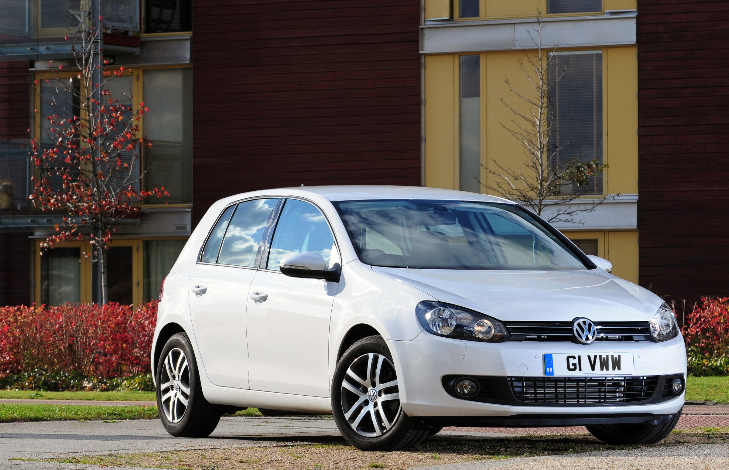 Volkswagen Golf Vi Match Is Added To The Model Line Up
