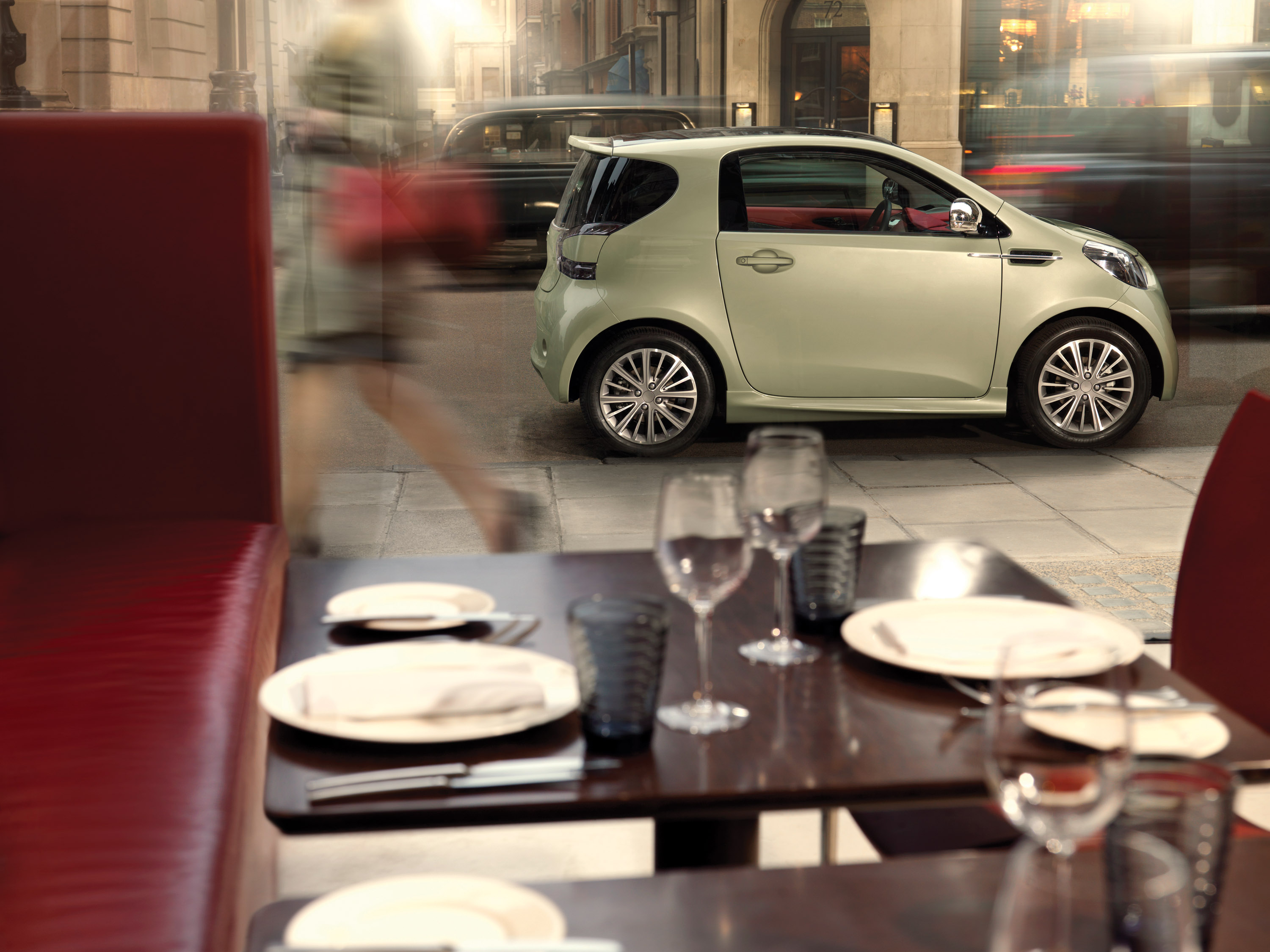 Aston Martin Confirms The Compact Cygnet For Production