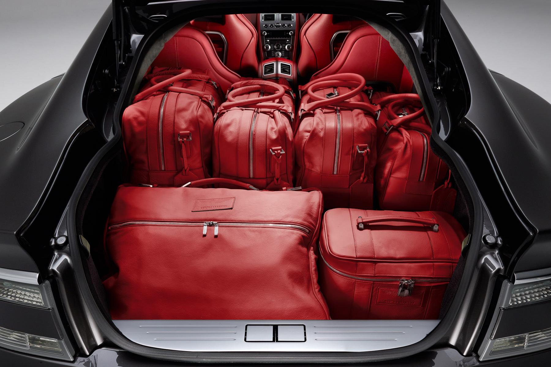 2011 Aston Martin Rapide Luxe Picture 45137
