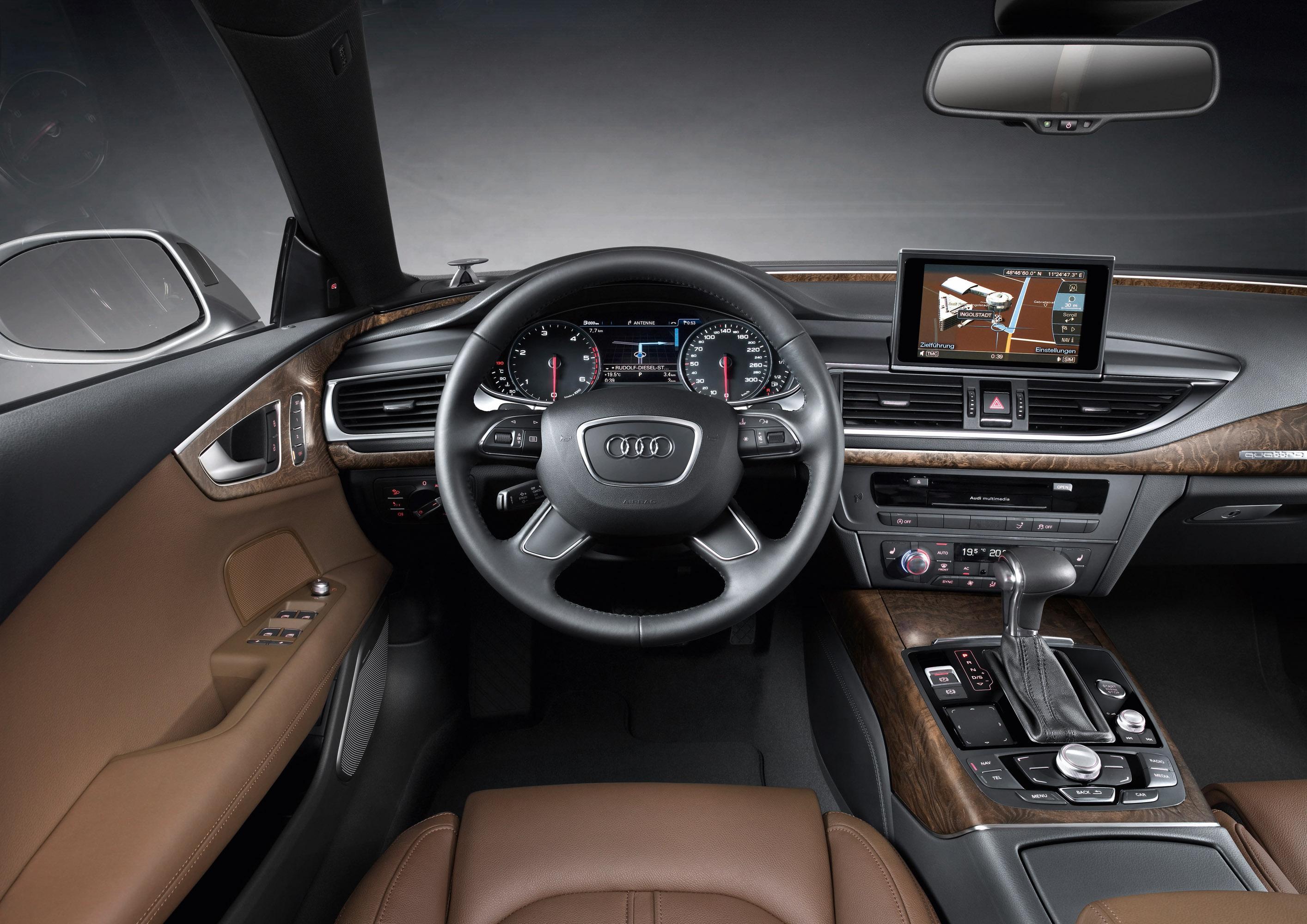 2011 Audi A7 Sportback - Picture 40526