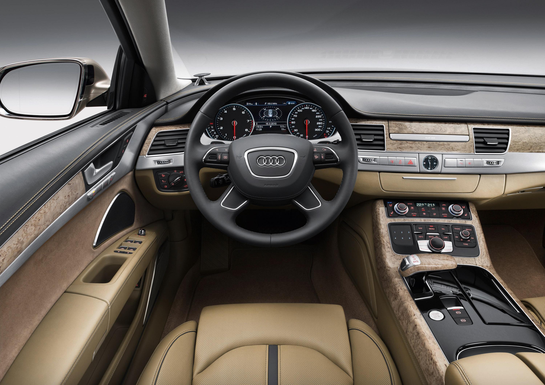 Audi A L W Exclusive Concept - Audi a8 v12