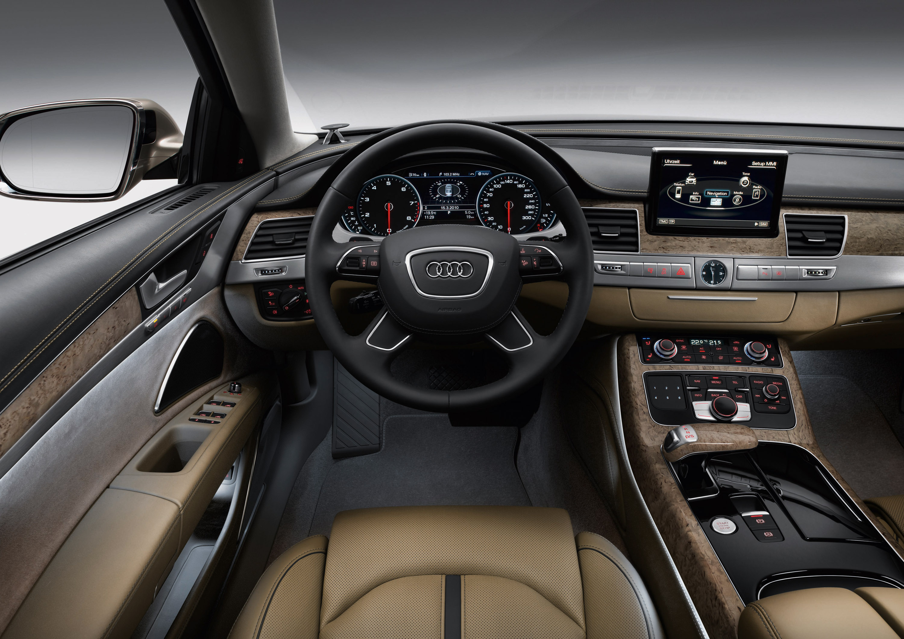 2011 Audi A8 L New Era Of Styling And Comfort
