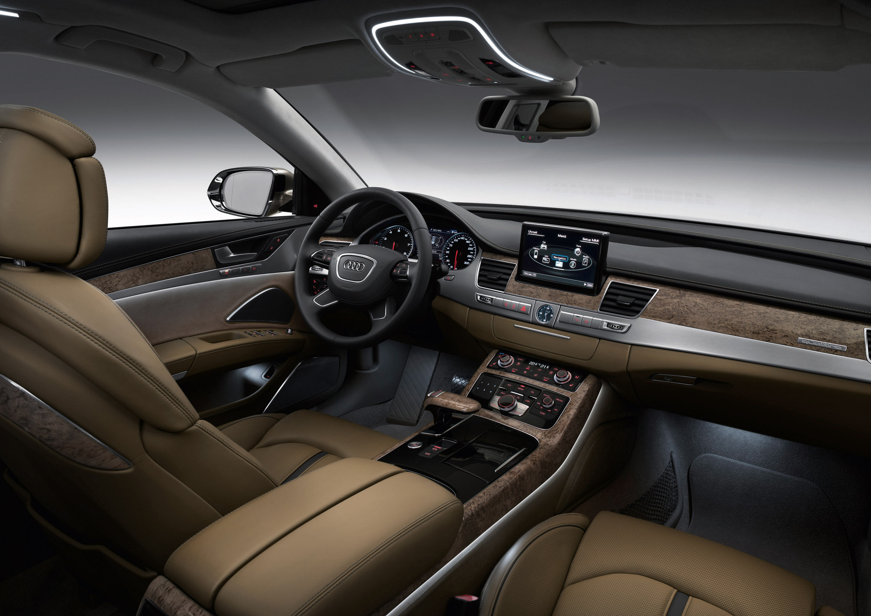 Audi A8 W12 >> Audi A8 L W12 Exclusive Concept