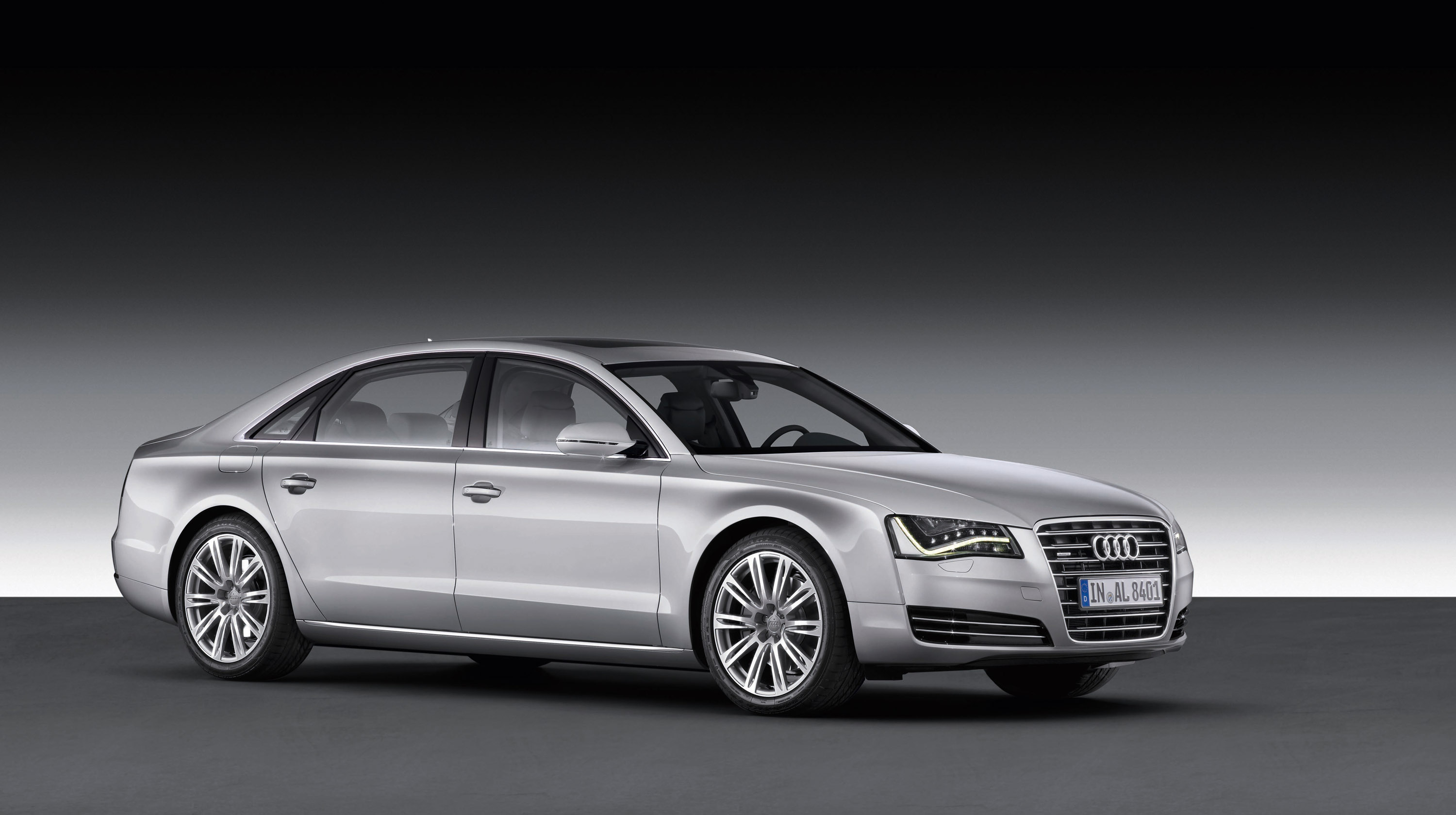 2011 audi a8 l new era of styling and comfort. Black Bedroom Furniture Sets. Home Design Ideas