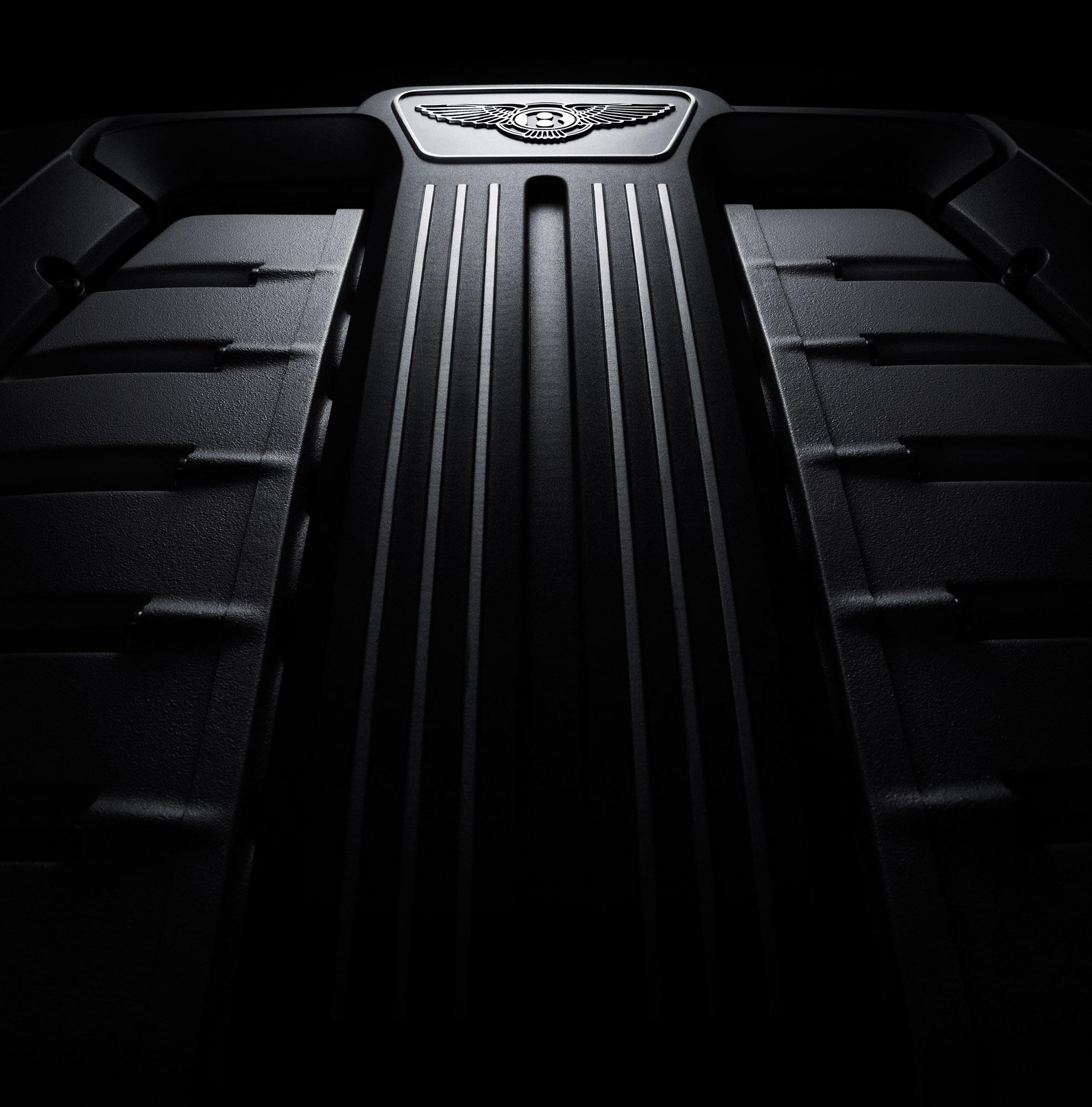 Wallpaper Bentley Continental Gt Black Edition 2017: PRIOR-DESIGN Black Edition V3 Widebody Aero-Kit For
