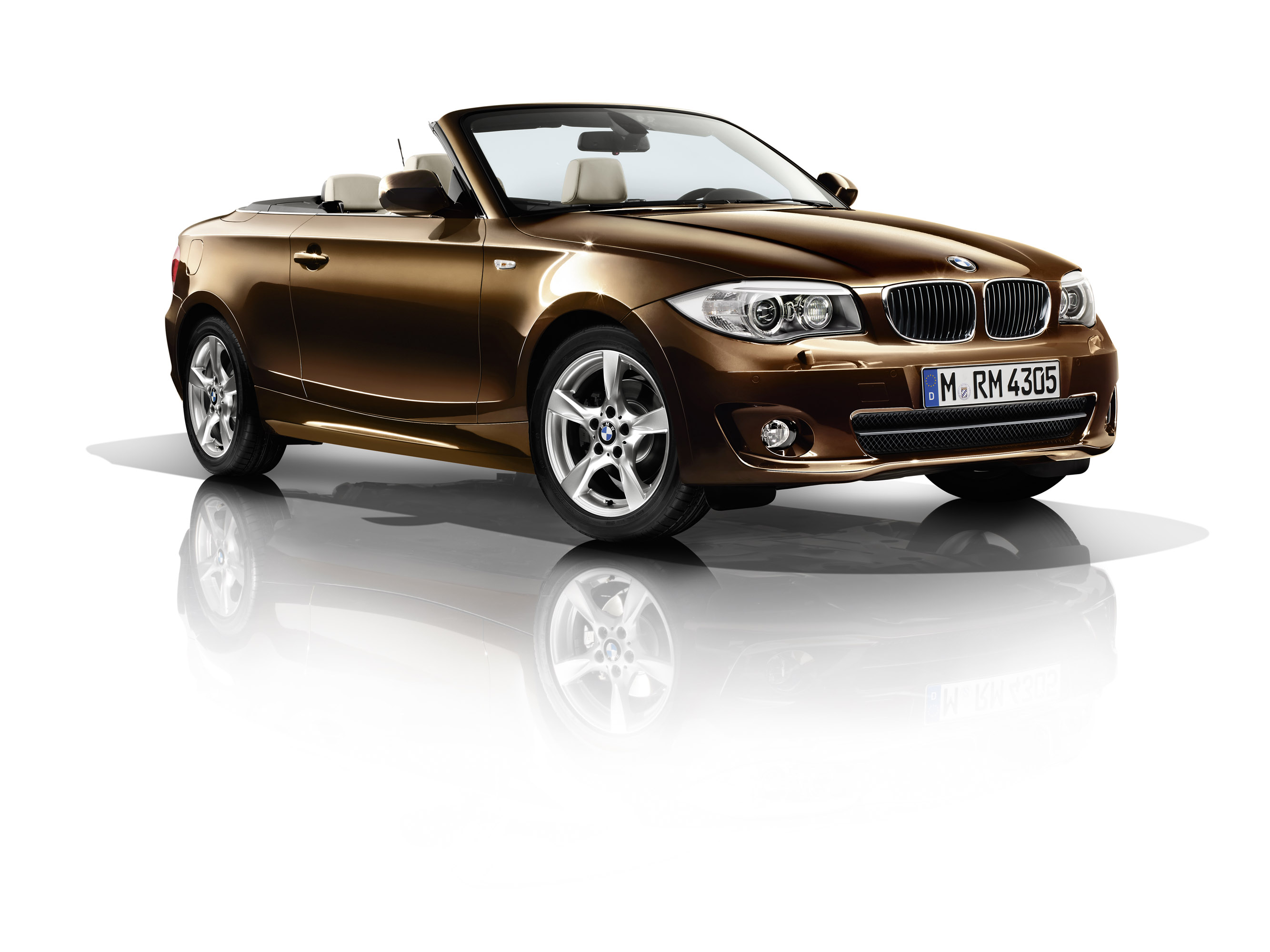 2011 BMW 1 Series Convertible - Picture 46655