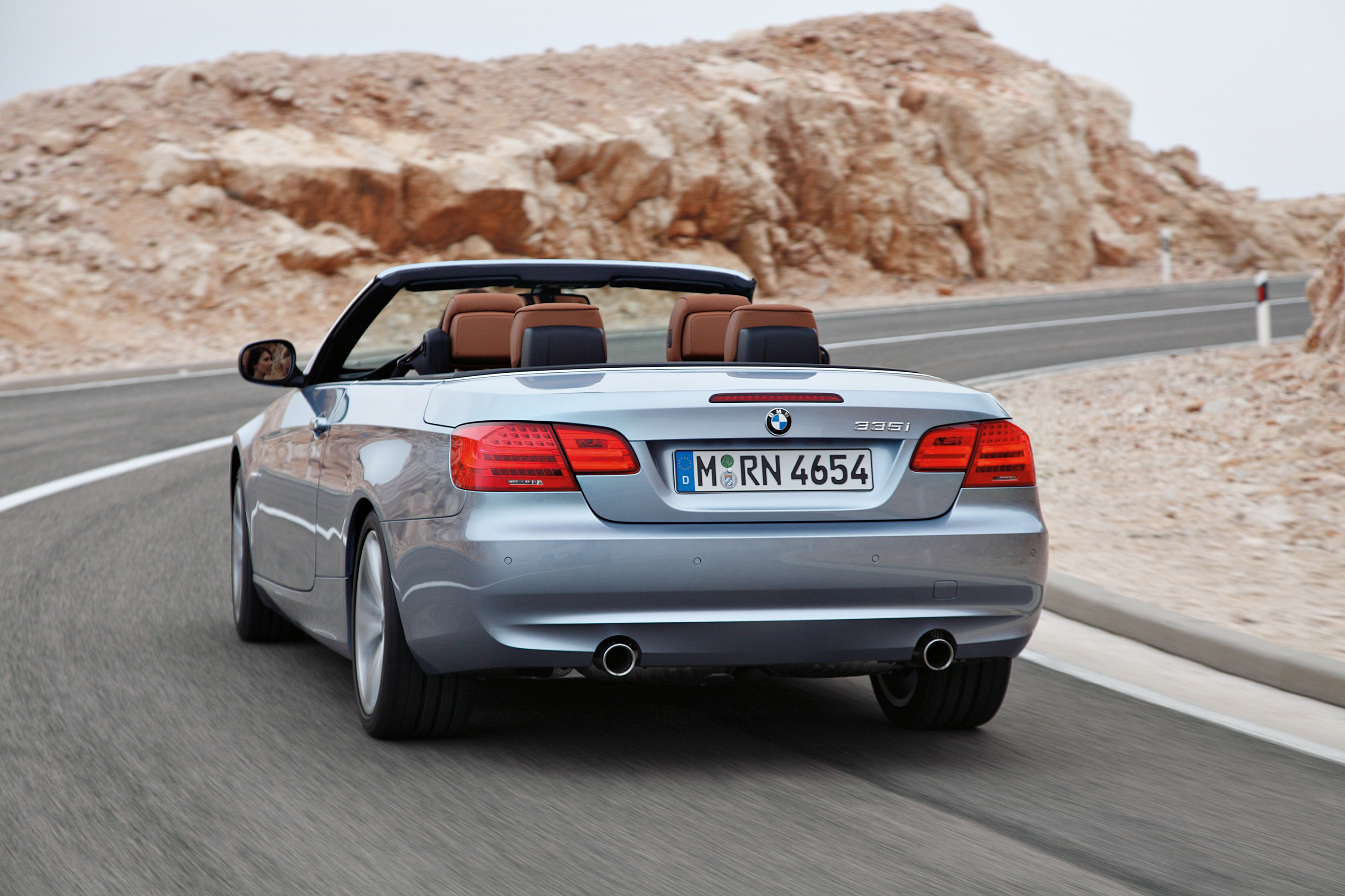 2011 BMW 3 Series Convertible - Picture 30345