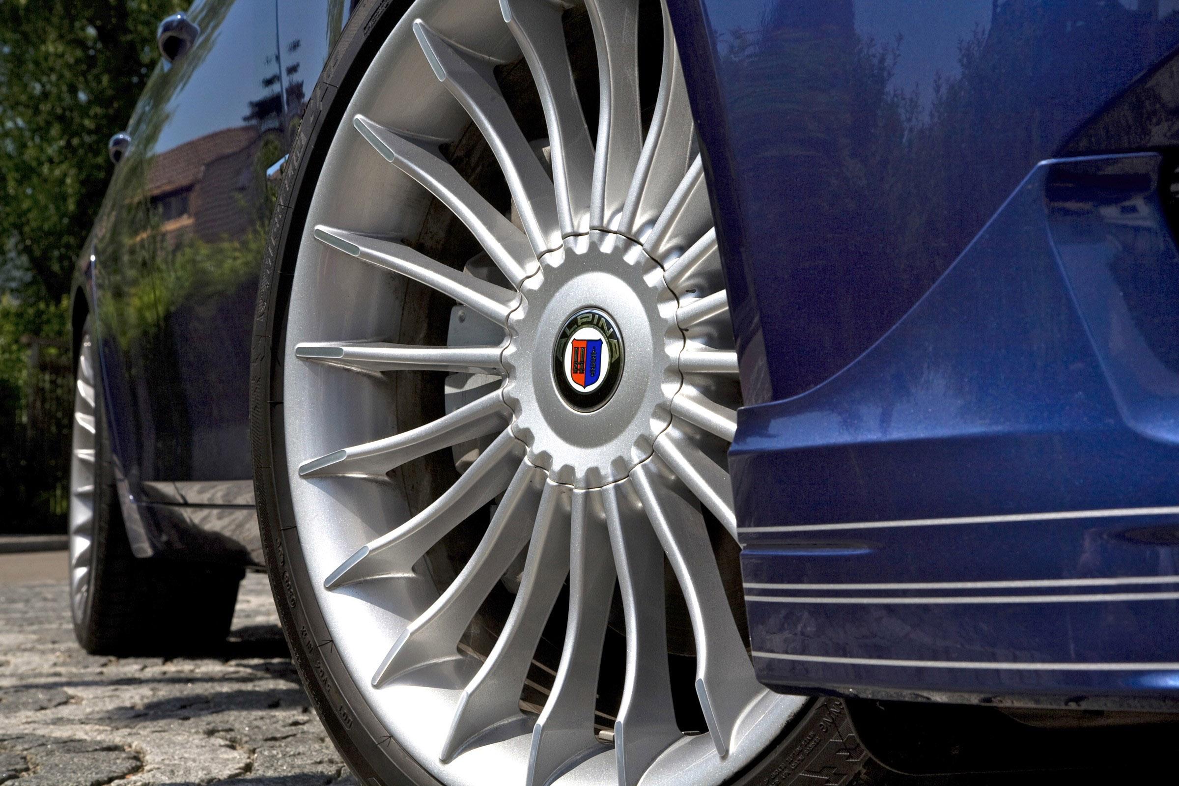 BMW ALPINA B Price Tagged - Alpina b7 wheels for sale