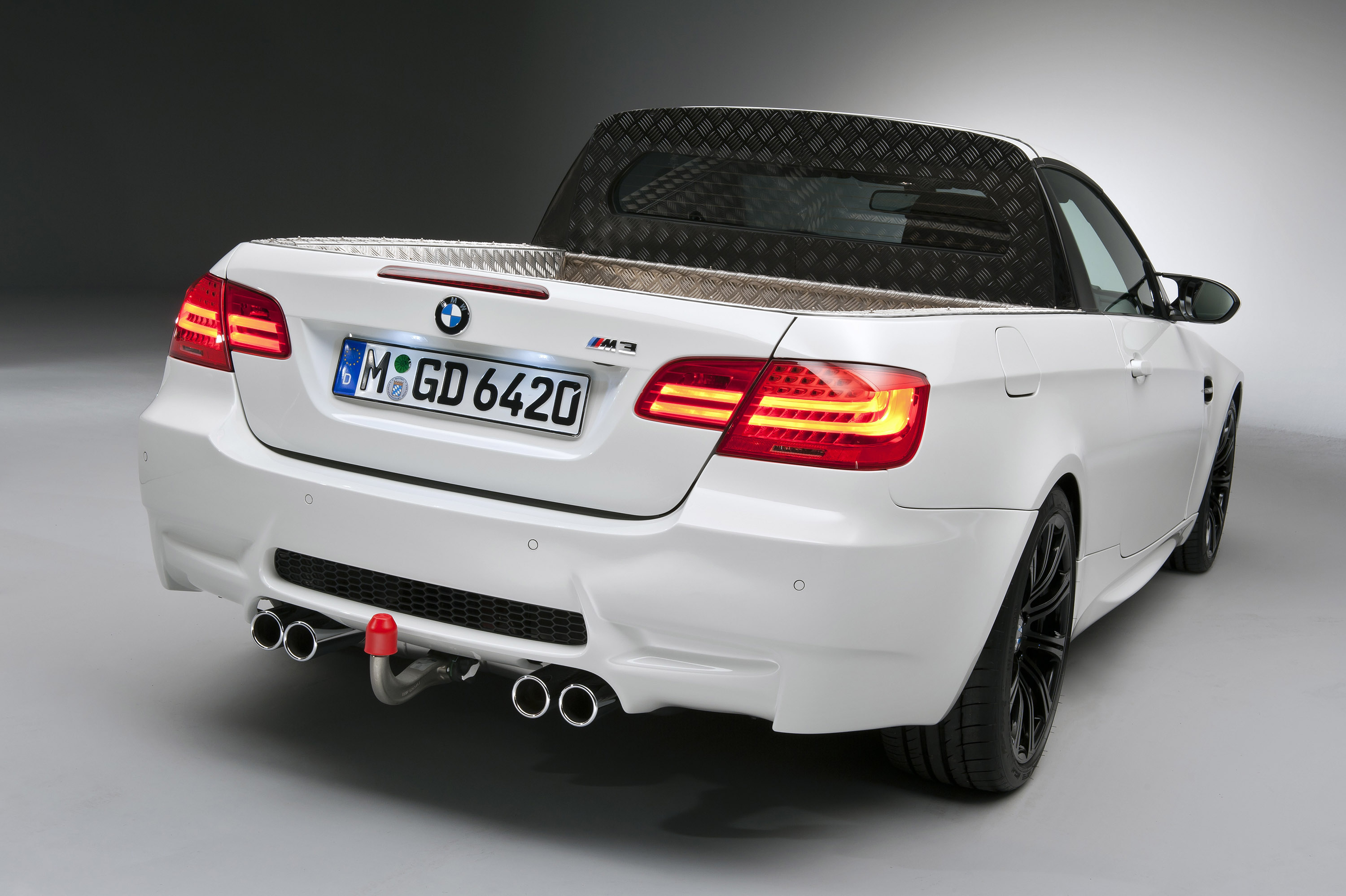 2011 BMW M3 Pickup - Picture 51711