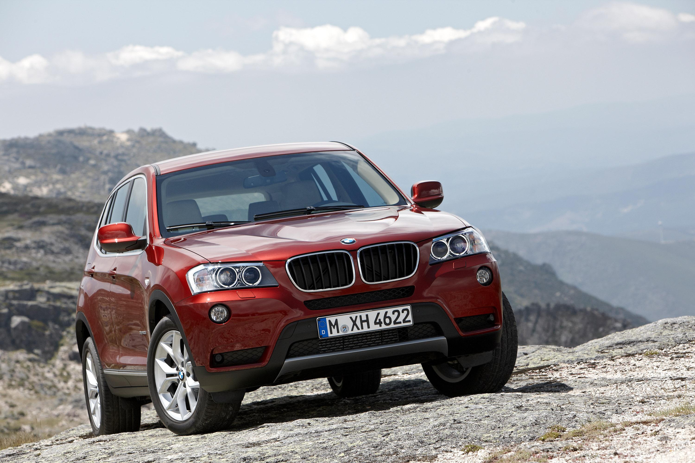 2011 BMW X3 xDrive 20d SE - Review [video]