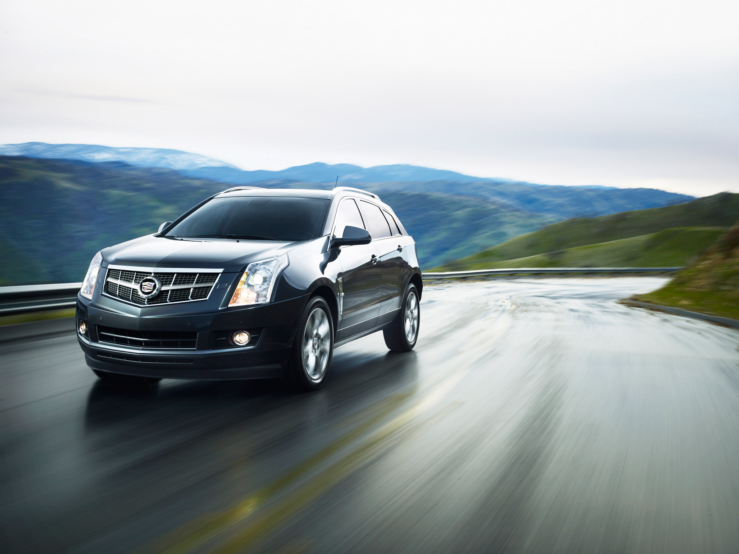 misc pdf brochure cadillac srx documents workshop