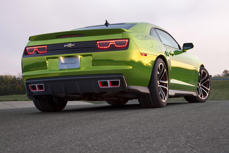 Chevrolet Camaro Hot Wheels Concept and Chevrolet Spark ...
