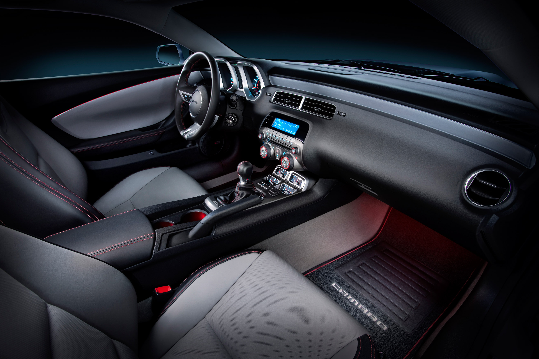 2011 Chevrolet Camaro Synergy Series Revealed
