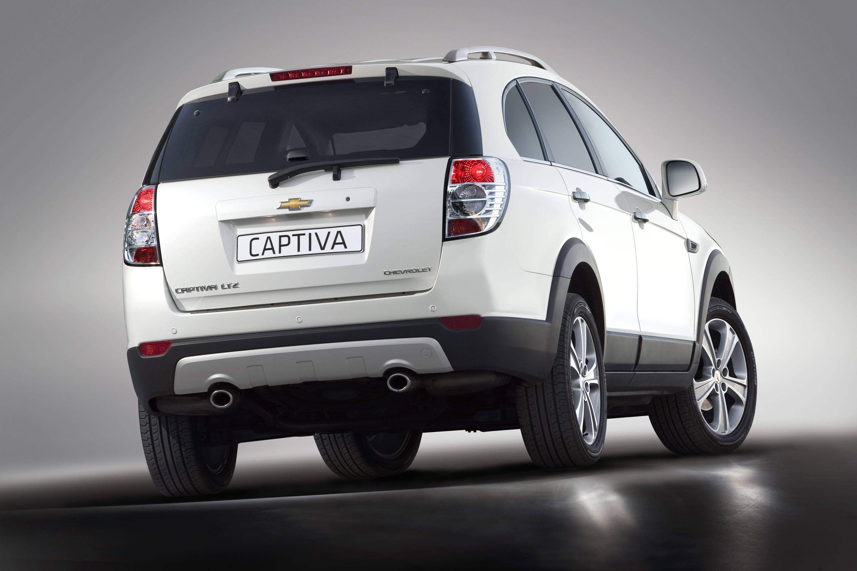 2011 Chevrolet Captiva The Better Suv