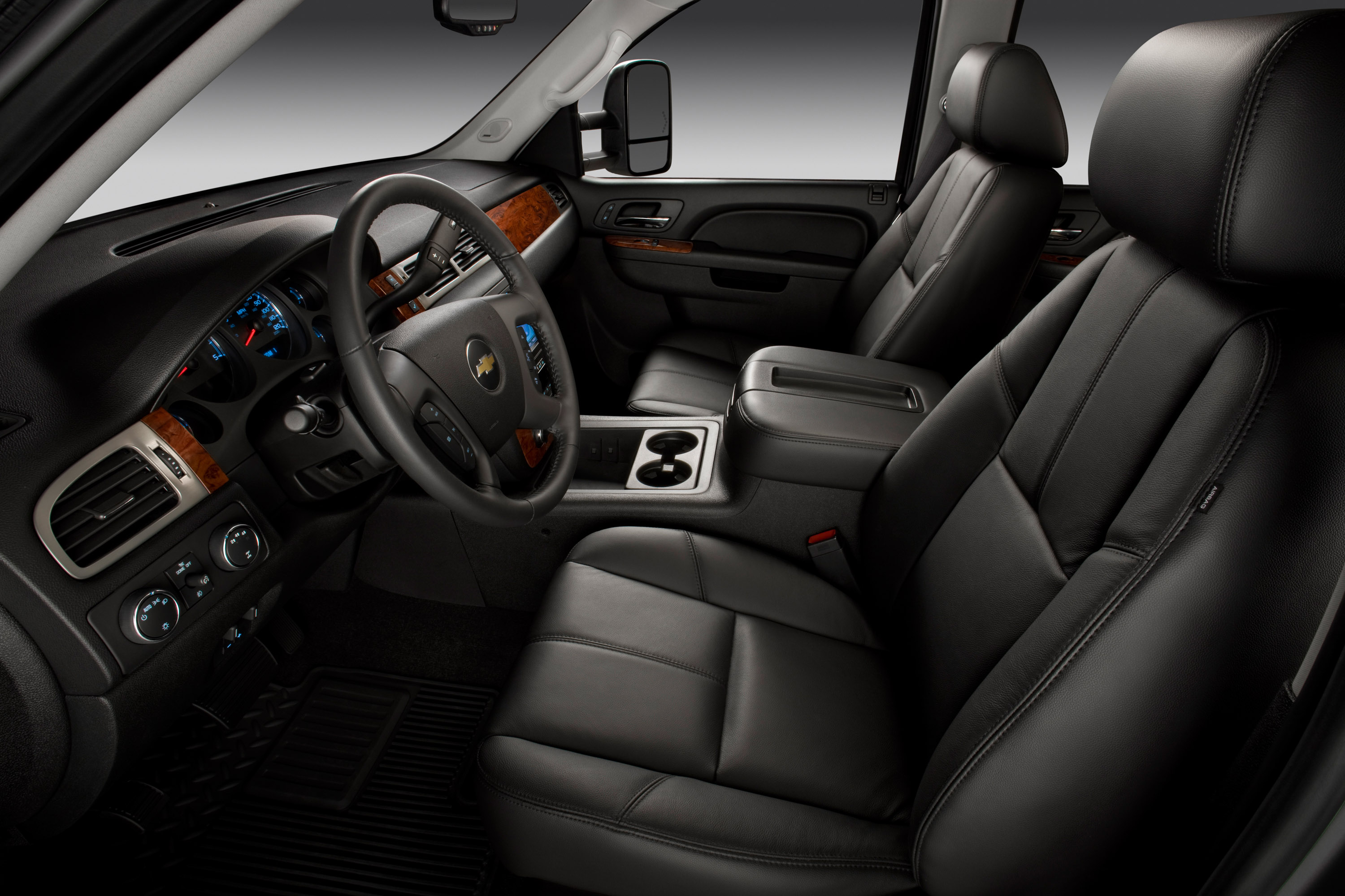 2011 Chevrolet Silverado 2500 HD LTZ - Picture 32730