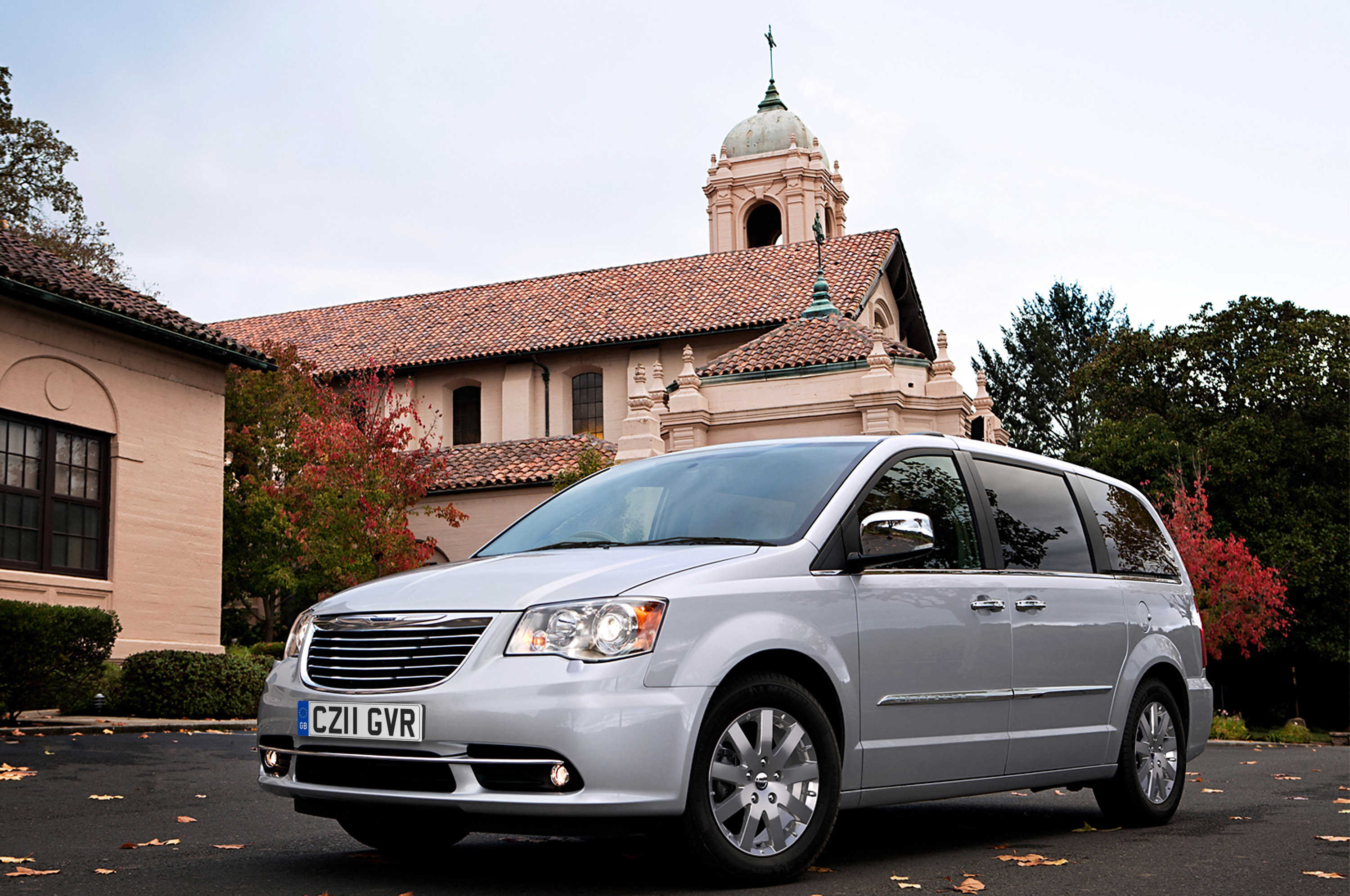 Chrysler grand voyager limited edition #5