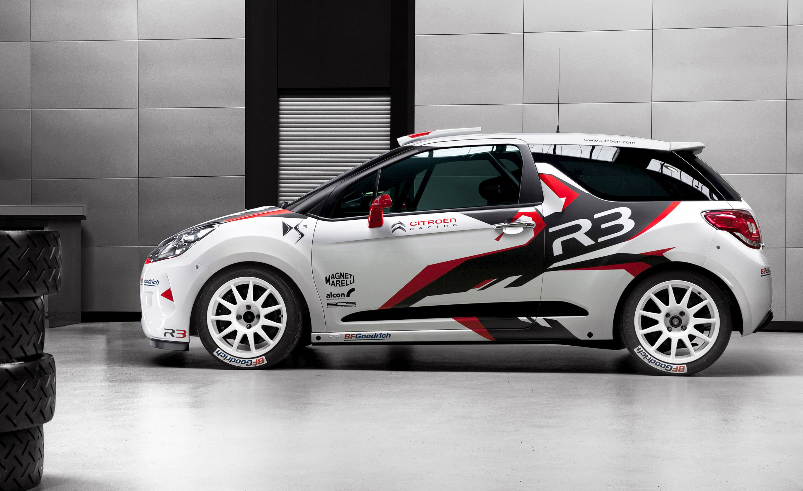 Citroen ds3 r3 will become the new leader in rallying 2011 citroen ds3 r3 vanachro Images